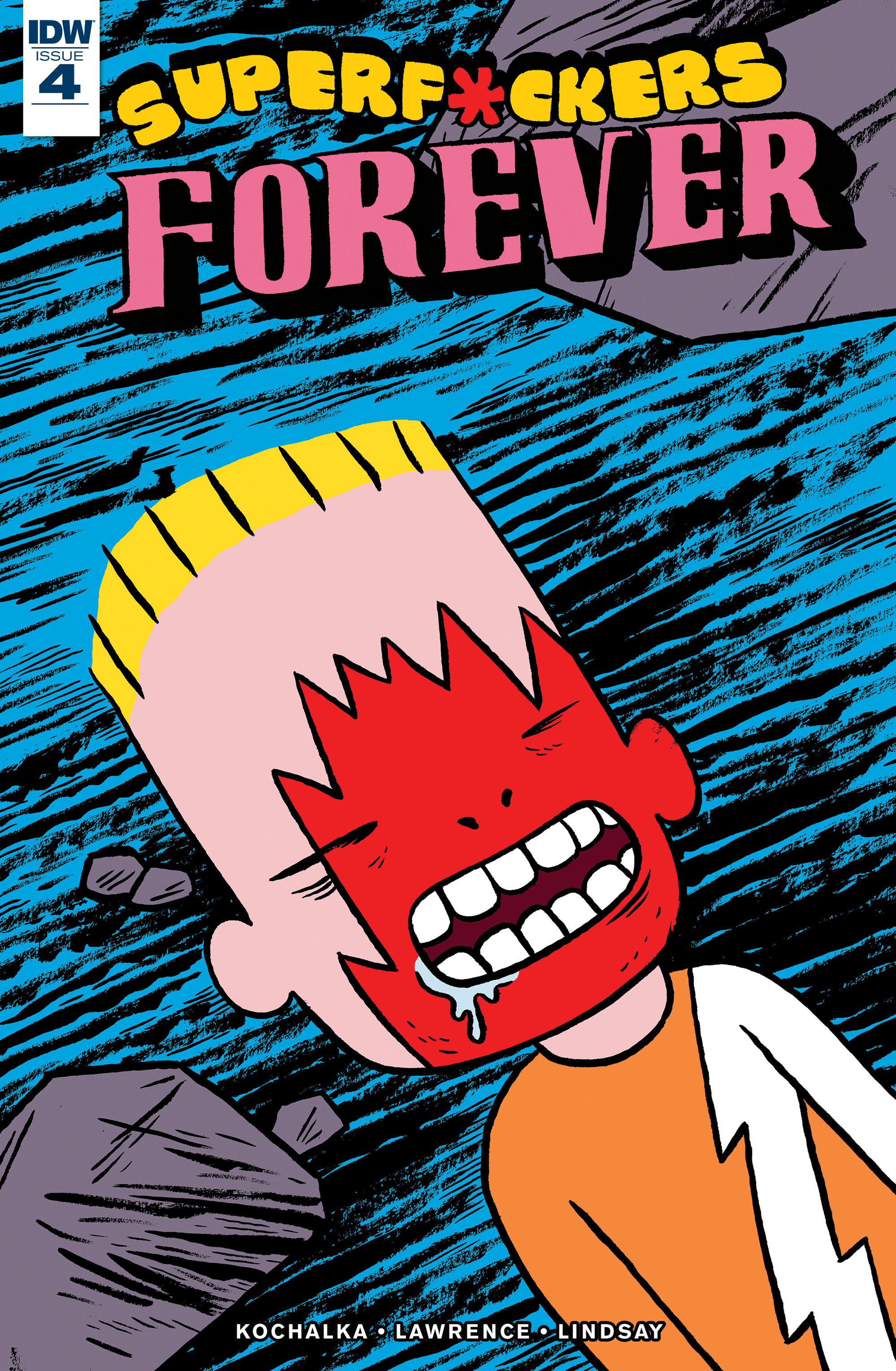 Superf*ckers Forever 4 Page 1