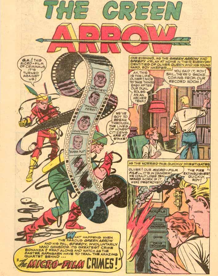 Read online Adventure Comics (1938) comic -  Issue #185 - 34