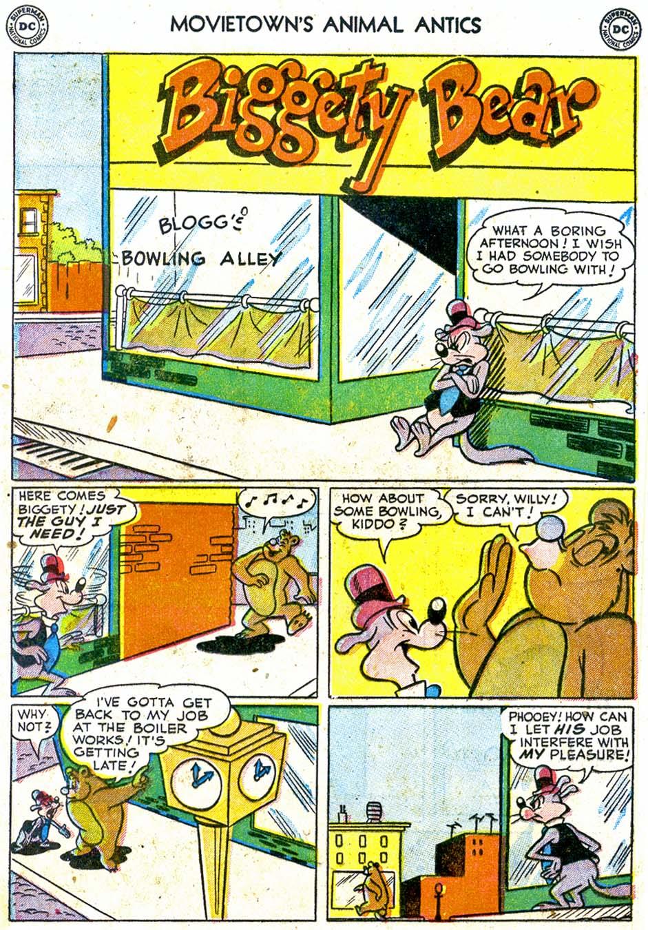 Read online Animal Antics comic -  Issue #37 - 20