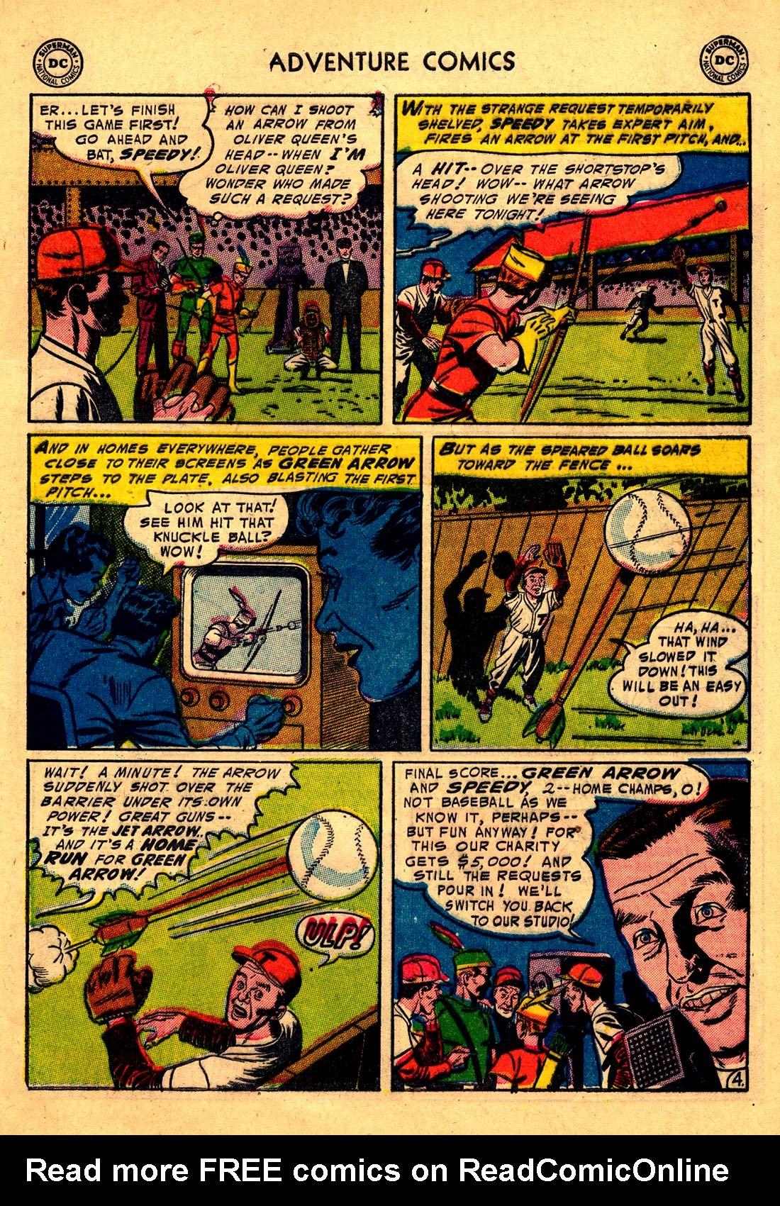 Read online Adventure Comics (1938) comic -  Issue #204 - 37