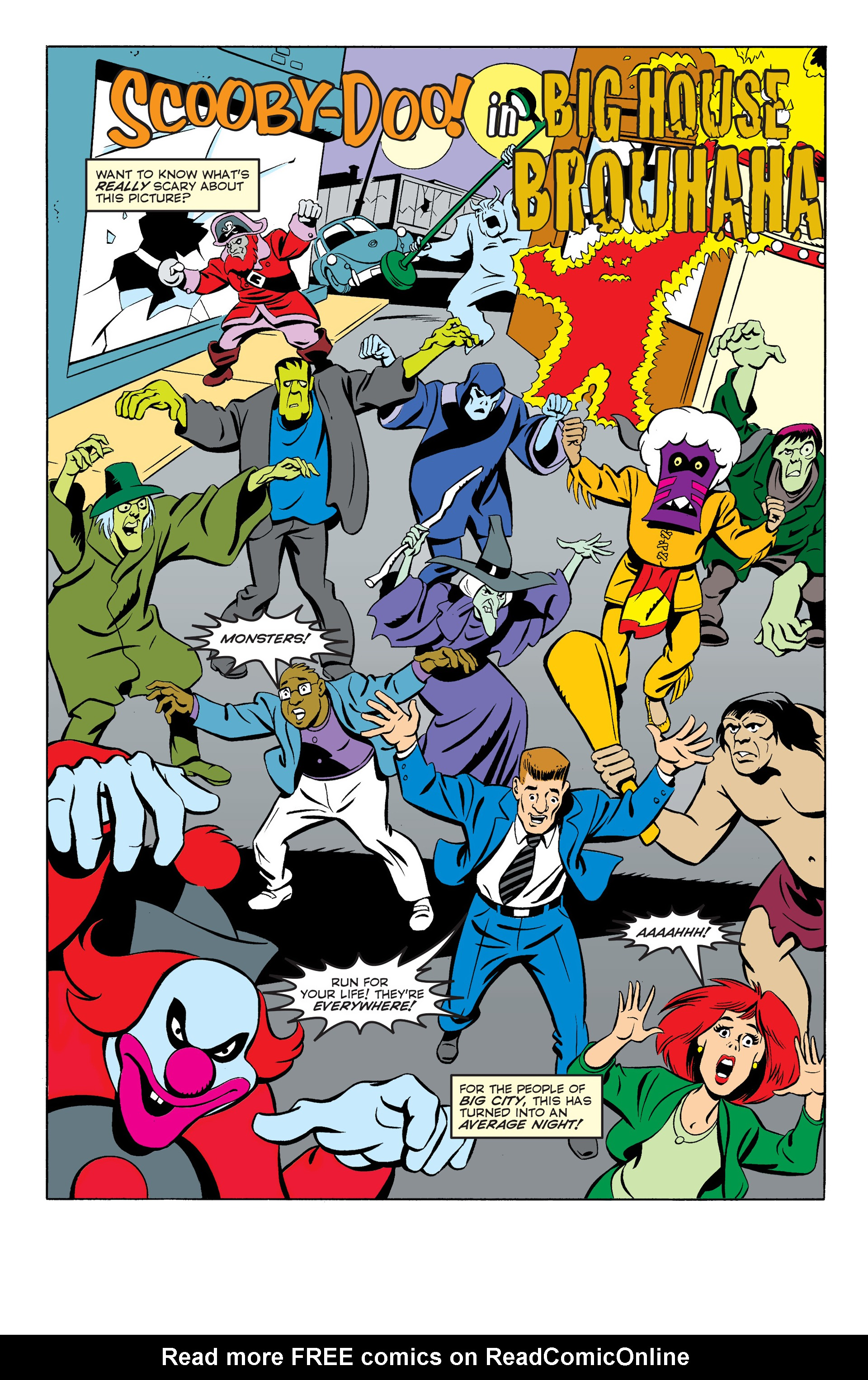 Read online Scooby-Doo (1997) comic -  Issue #50 - 2