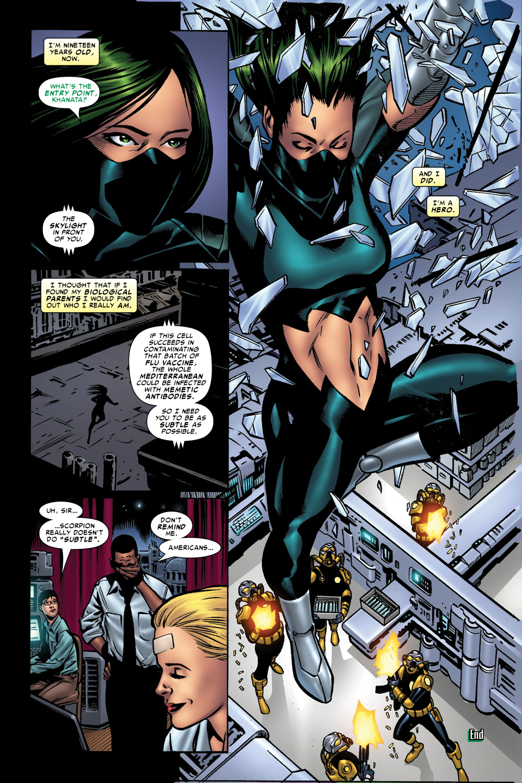 Read online Amazing Fantasy (2004) comic -  Issue #12 - 22