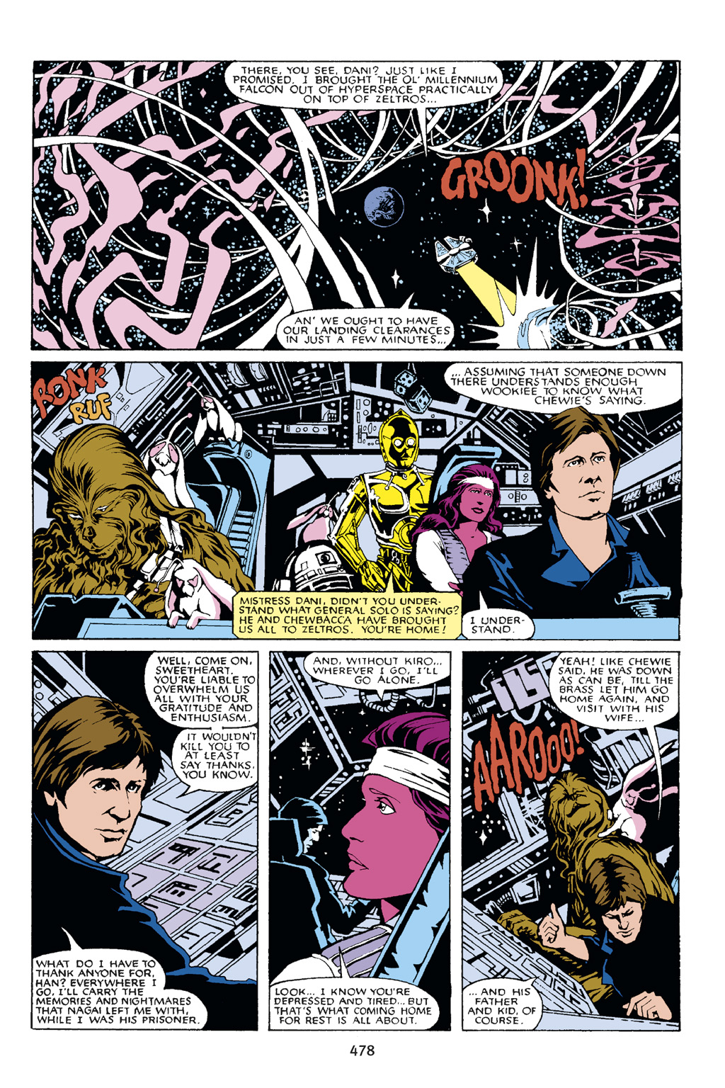 Read online Star Wars Omnibus comic -  Issue # Vol. 21.5 - 203