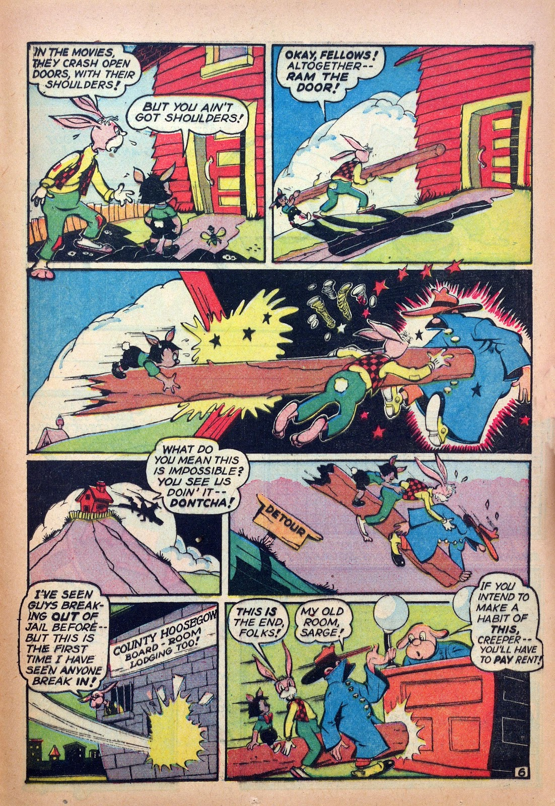 Krazy Komics issue 6 - Page 43