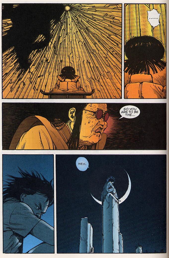 Read online Akira comic -  Issue #17 - 49