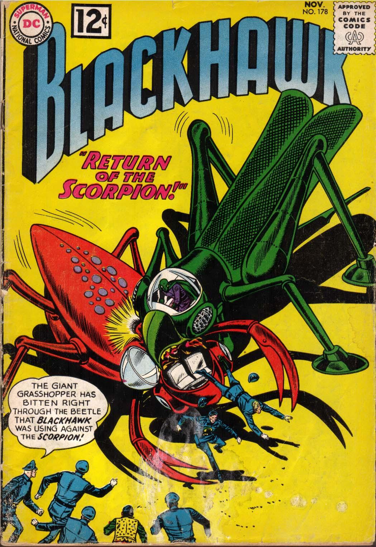 Blackhawk (1957) 178 Page 1
