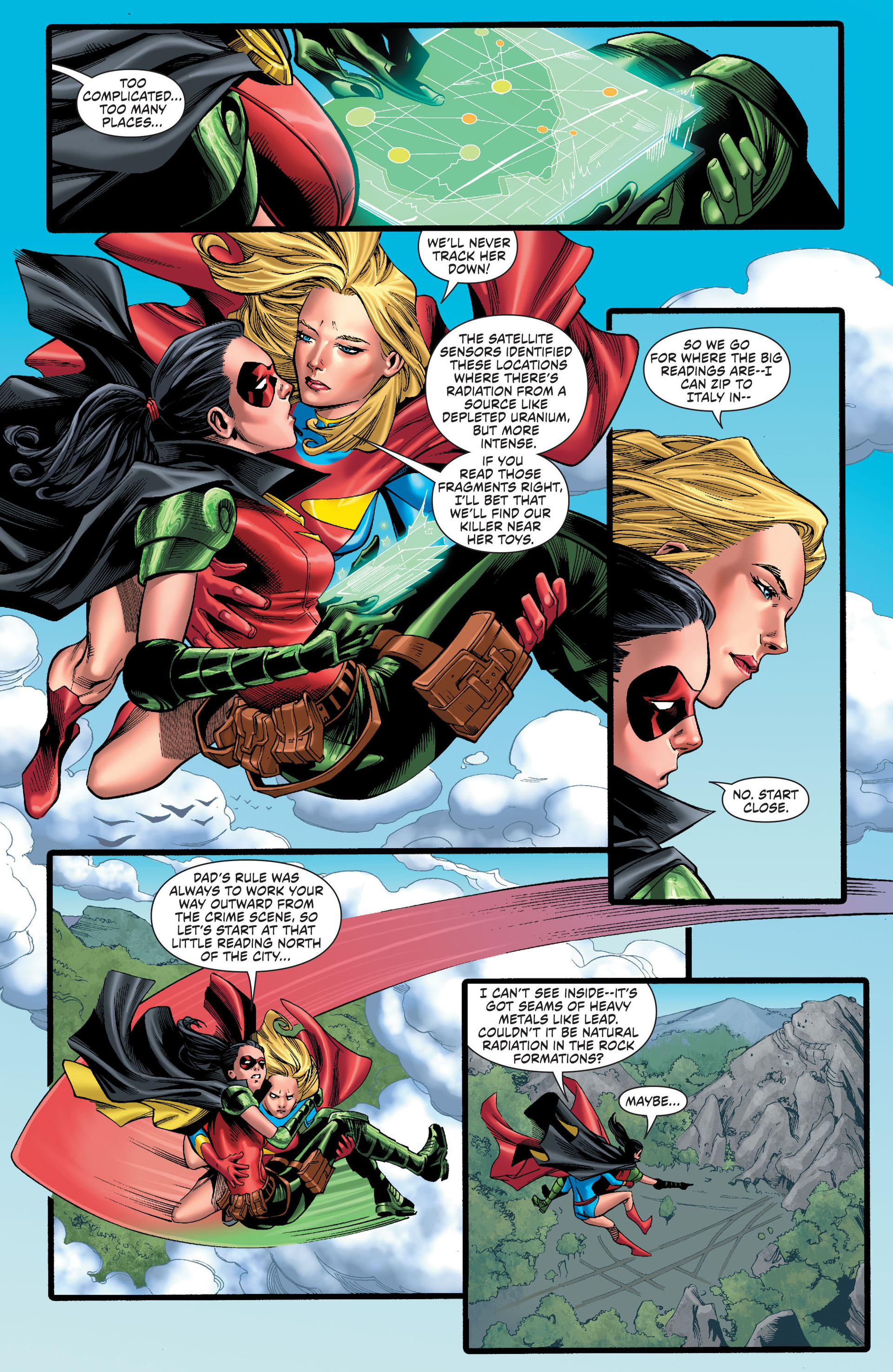 Read online Worlds' Finest comic -  Issue # _Annual 1 - 32