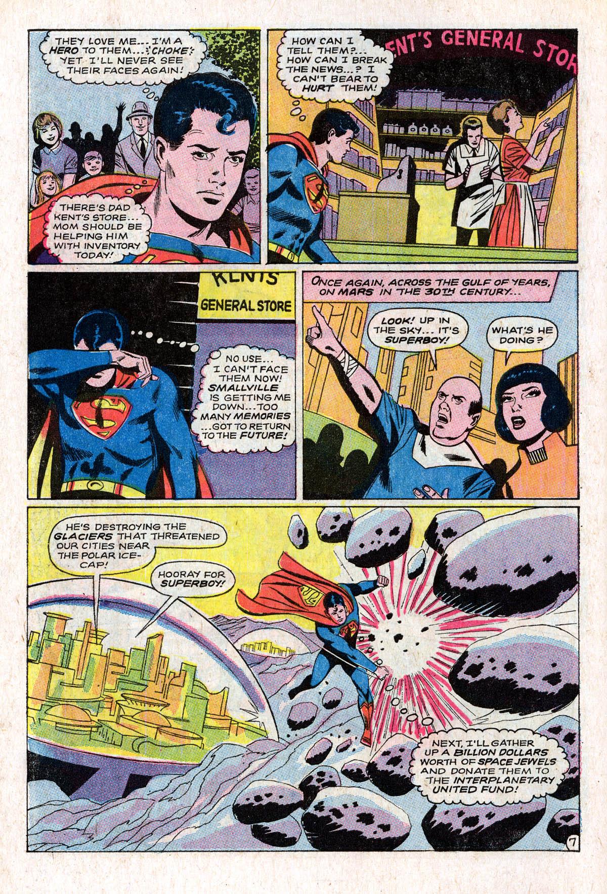 Read online Adventure Comics (1938) comic -  Issue #378 - 10
