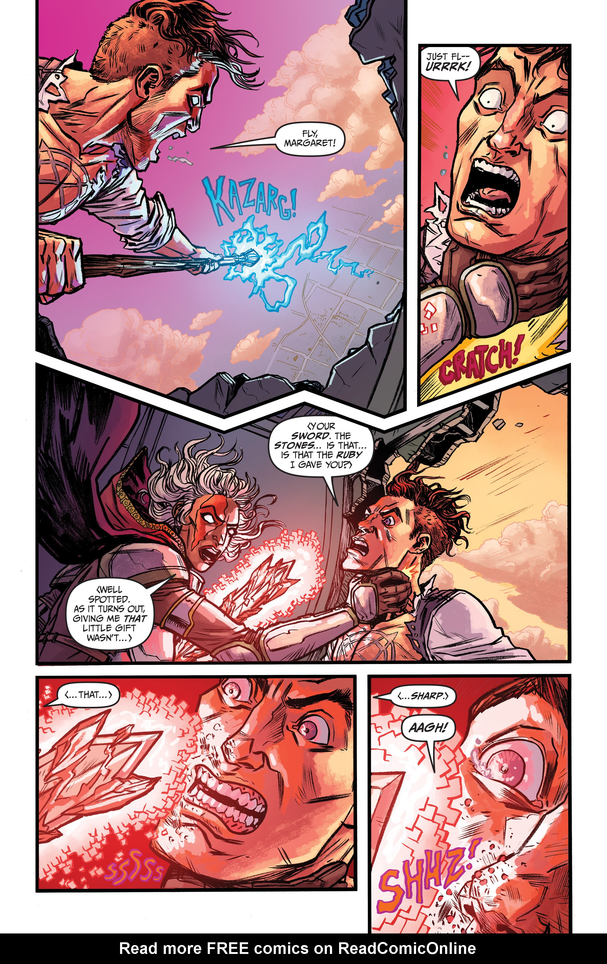 Read online Curse Words comic -  Issue #5 - 7