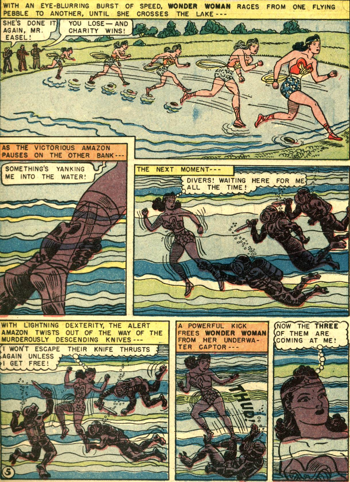 Read online Wonder Woman (1942) comic -  Issue #67 - 18