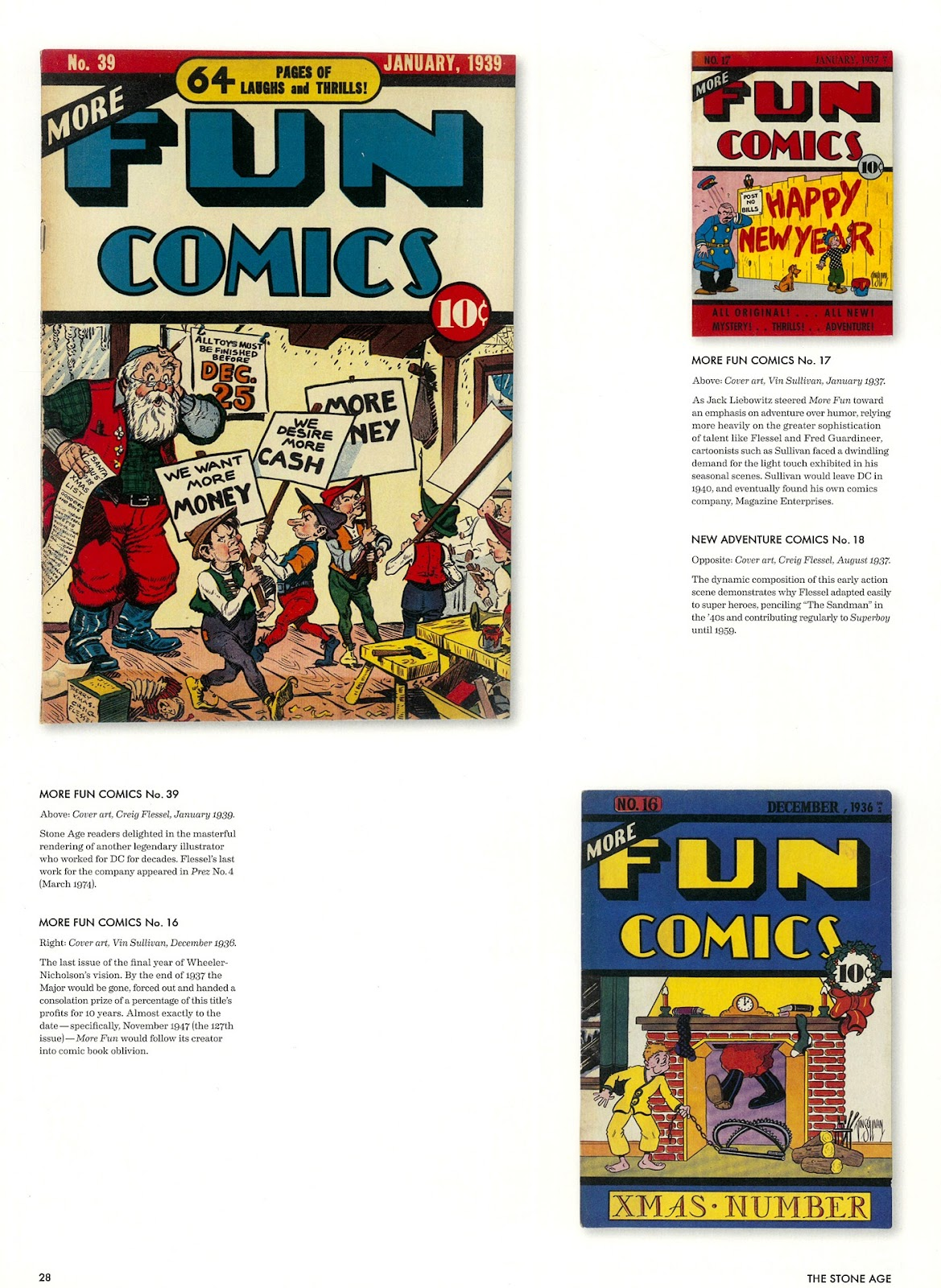 Read online 75 Years Of DC Comics comic -  Issue # TPB (Part 1) - 35
