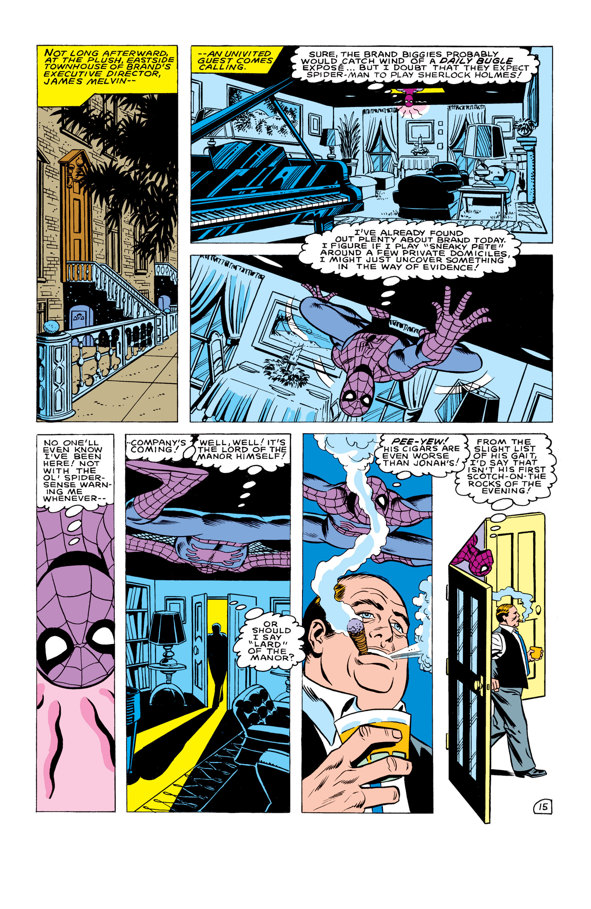 The Amazing Spider-Man (1963) 235 Page 15