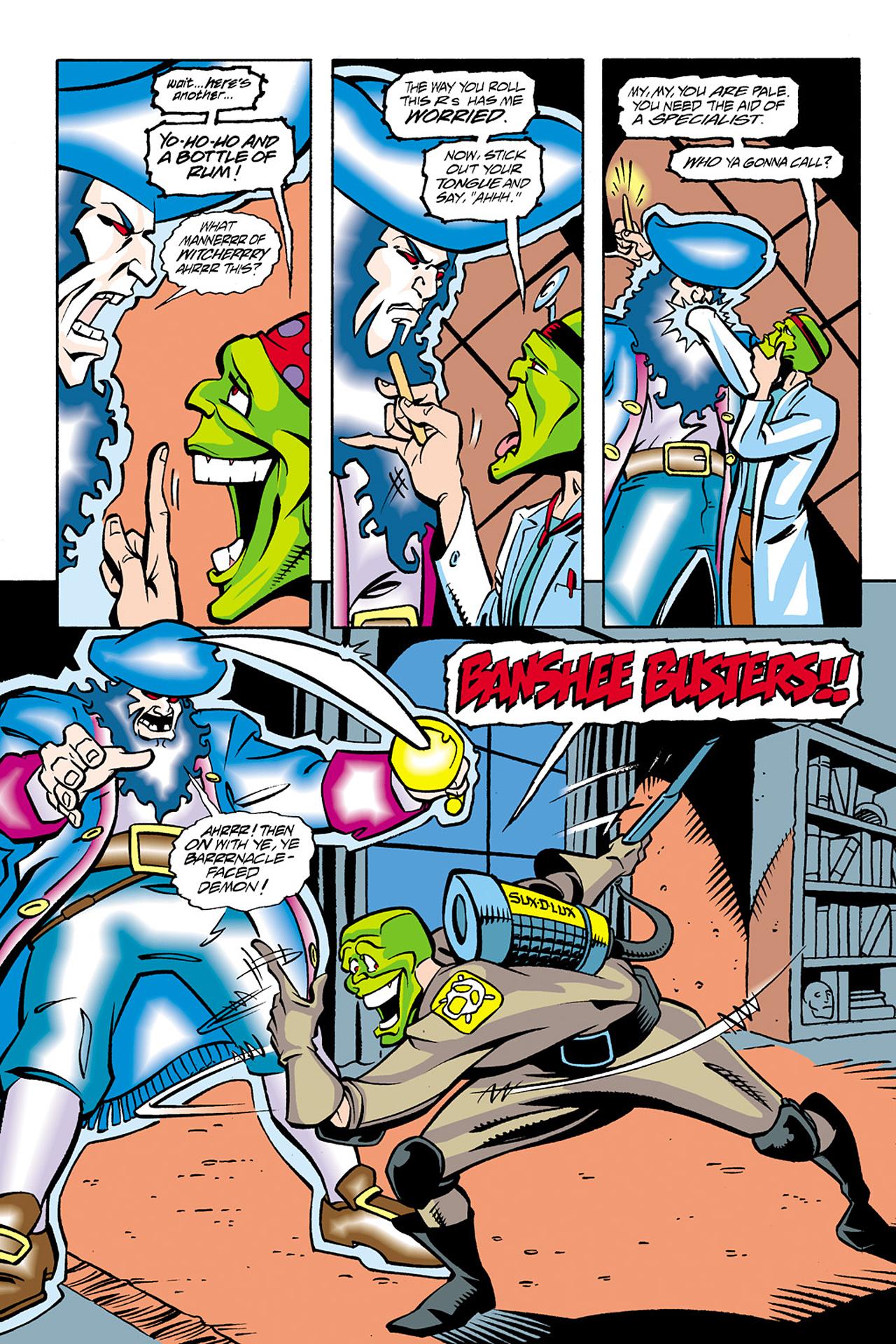 Read online Adventures Of The Mask Omnibus comic -  Issue #Adventures Of The Mask Omnibus Full - 174