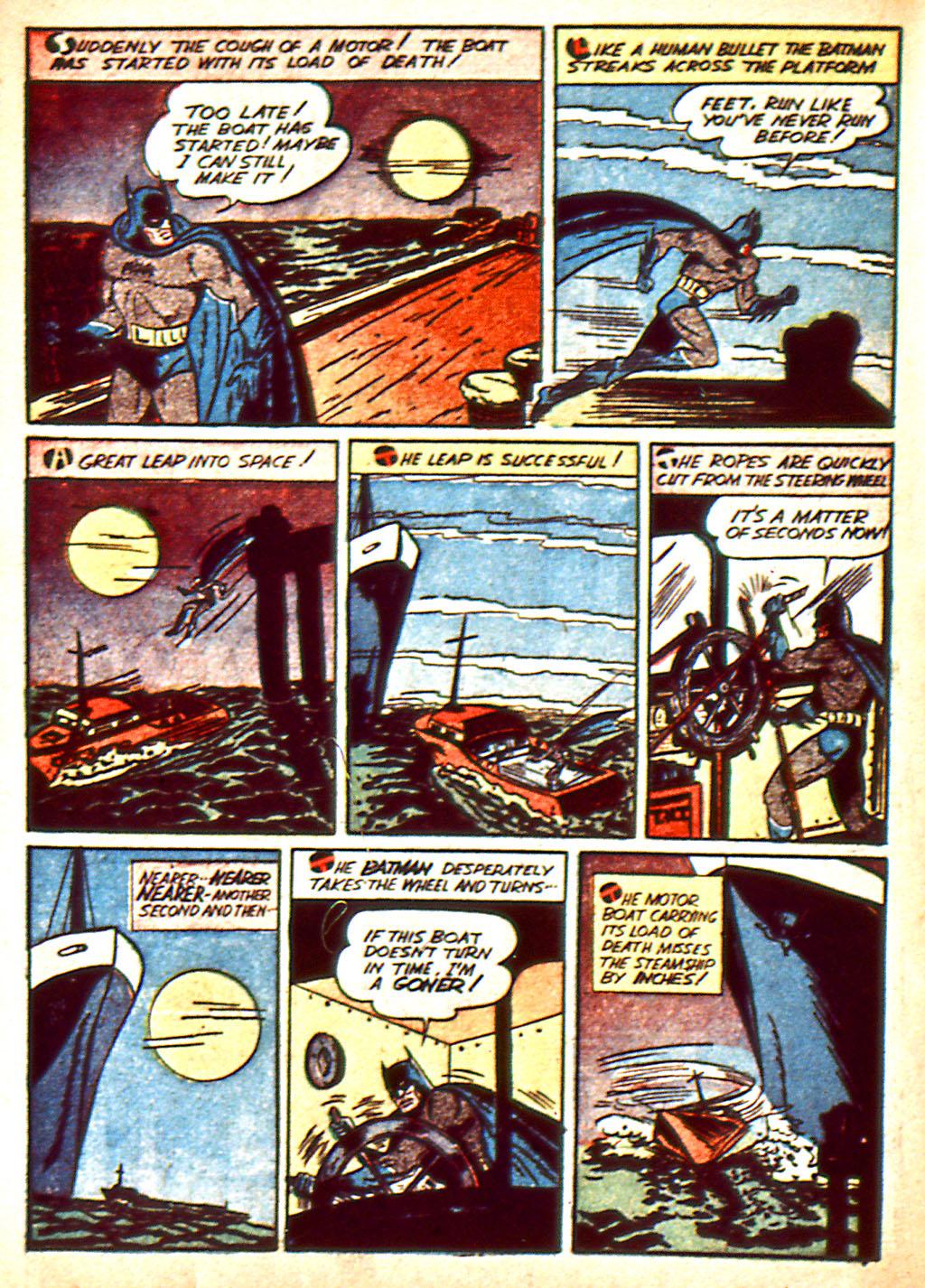 Read online Detective Comics (1937) comic -  Issue #37 - 13
