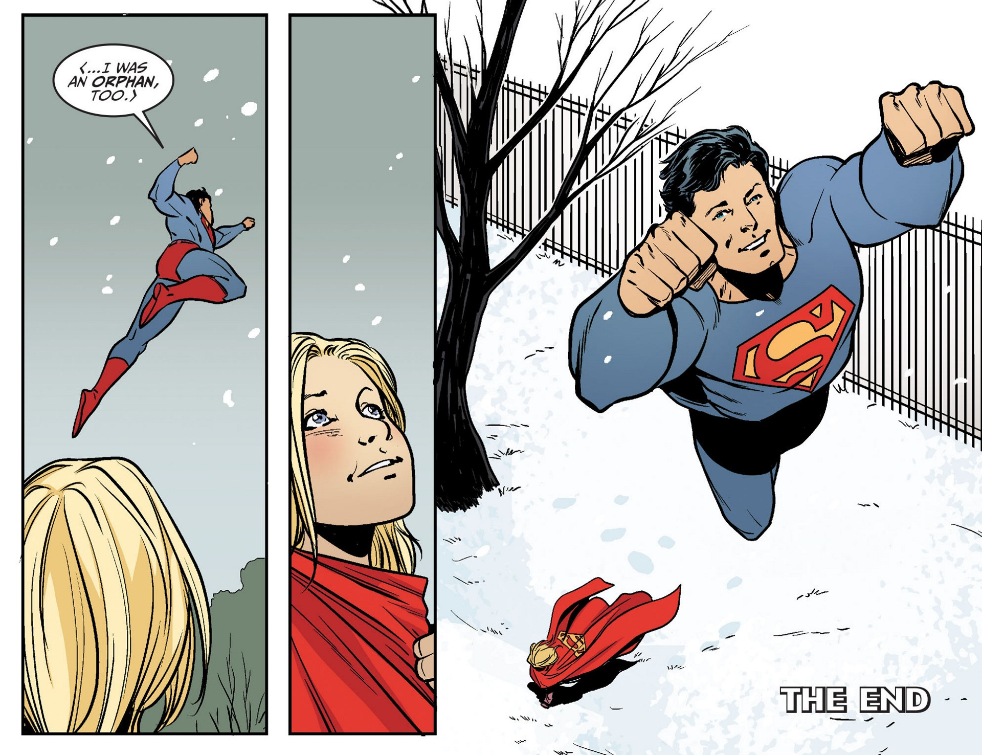 Read online Adventures of Superman [I] comic -  Issue #21 - 22