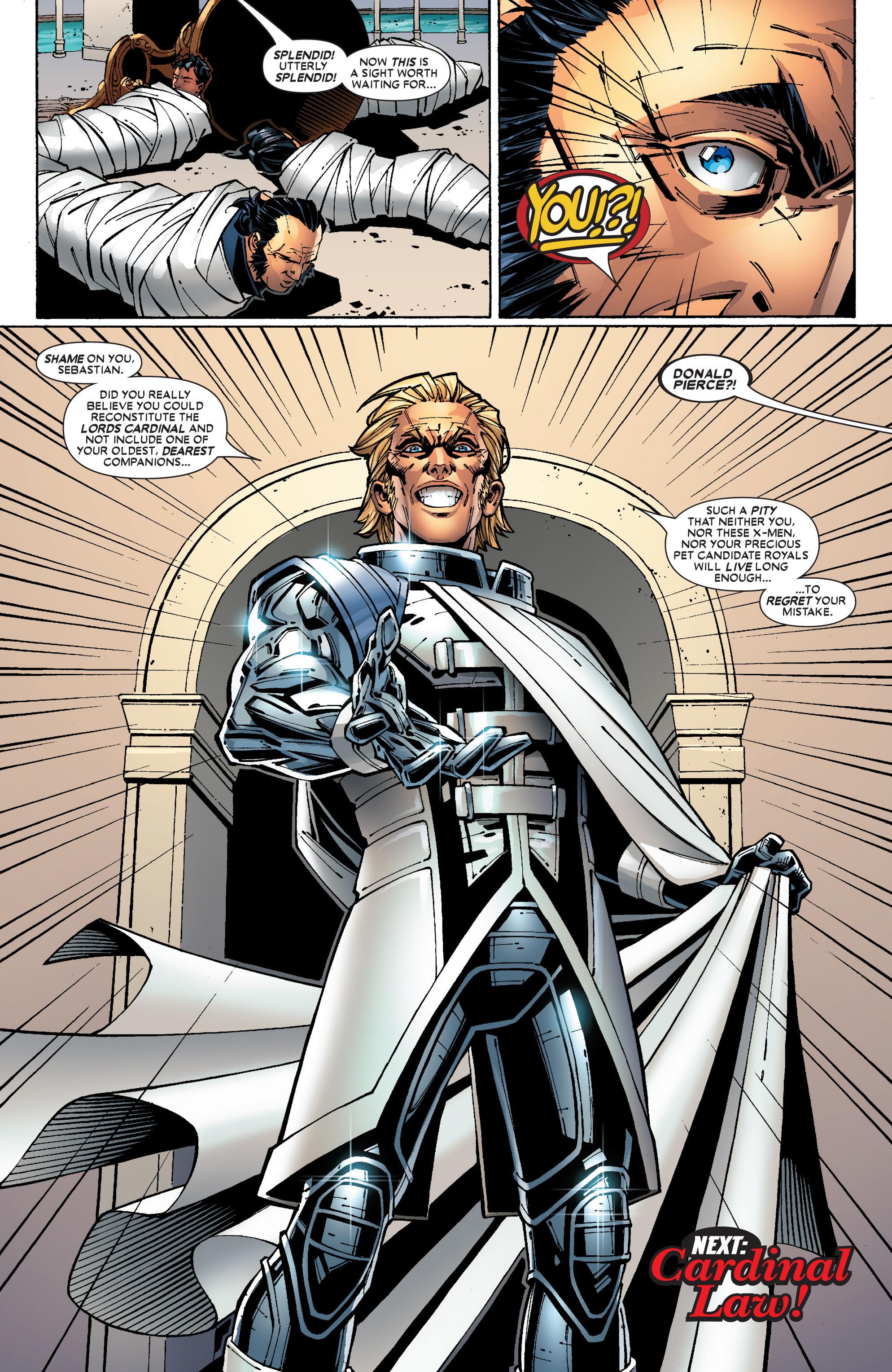 Read online Uncanny X-Men (1963) comic -  Issue #453 - 24