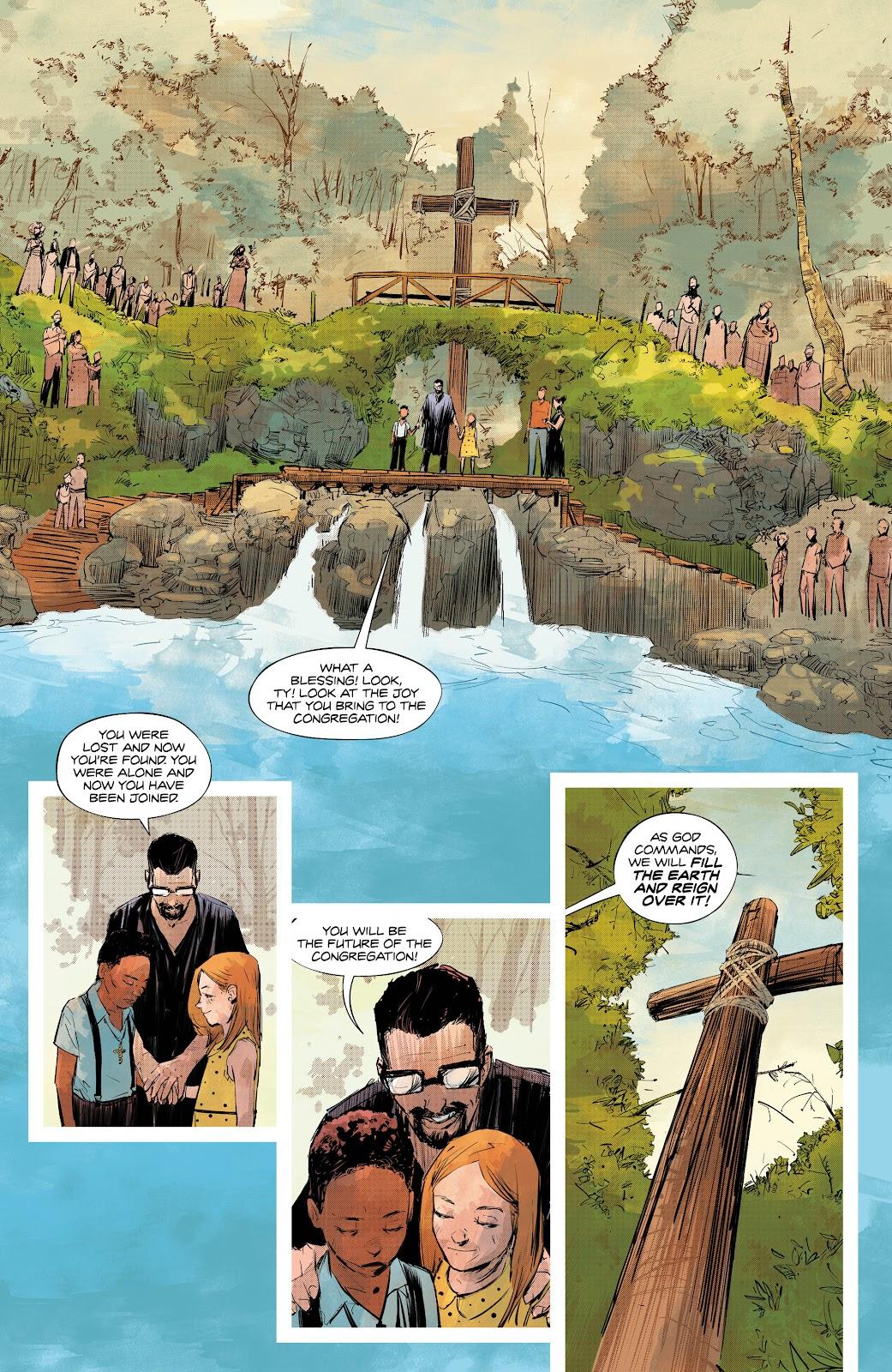 Read online Resonant comic -  Issue #5 - 13