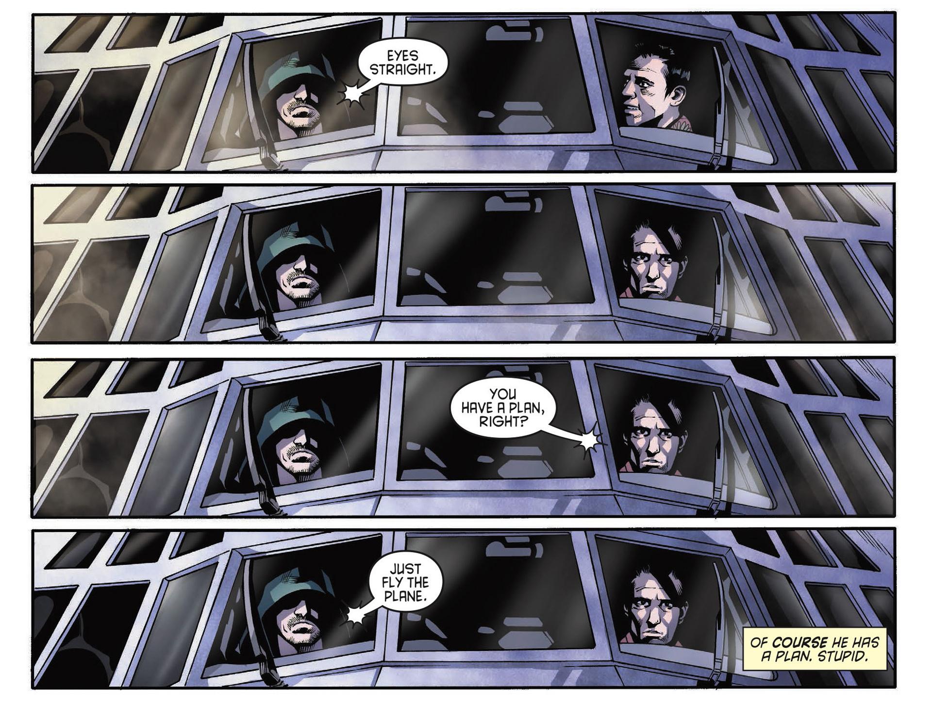 Read online Arrow [II] comic -  Issue #34 - 18