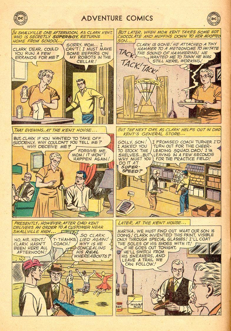Read online Adventure Comics (1938) comic -  Issue #274 - 4