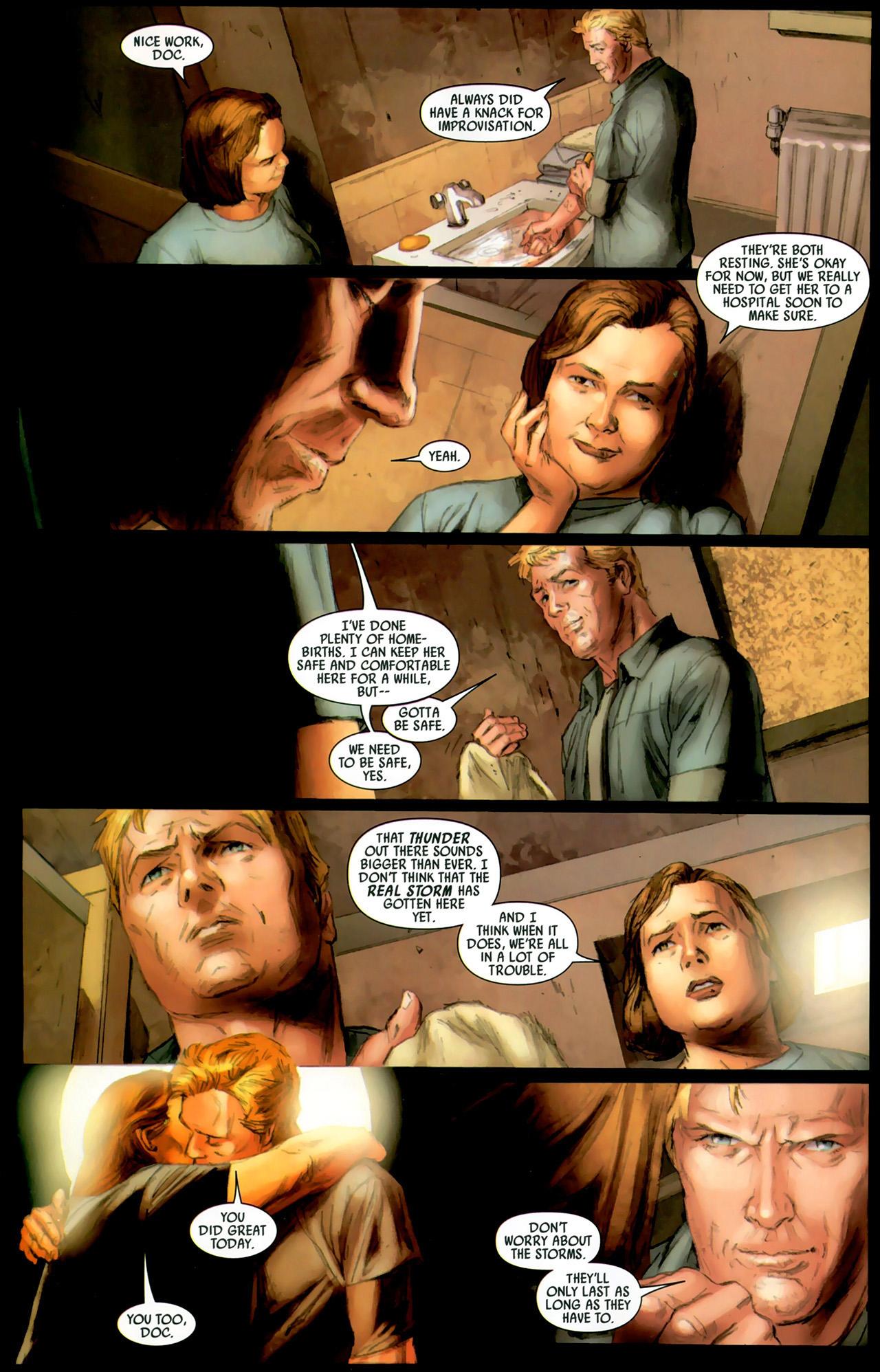 Read online Secret Invasion: Thor comic -  Issue #2 - 20