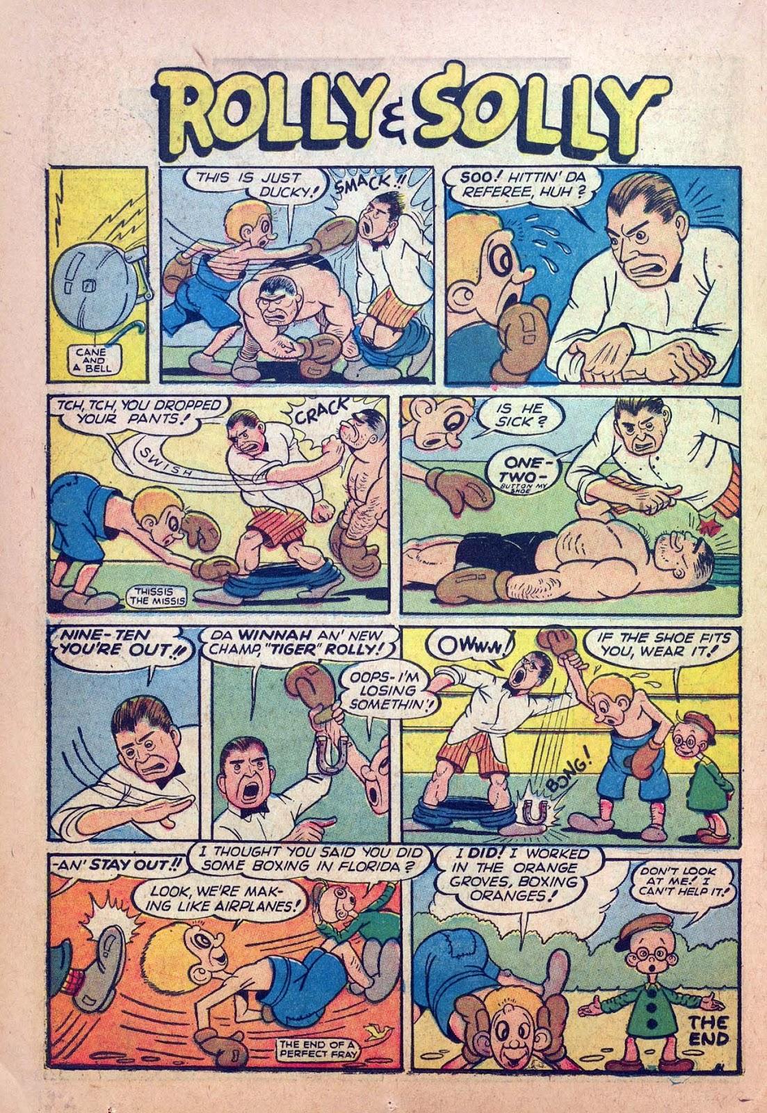 Read online Joker Comics comic -  Issue #5 - 48