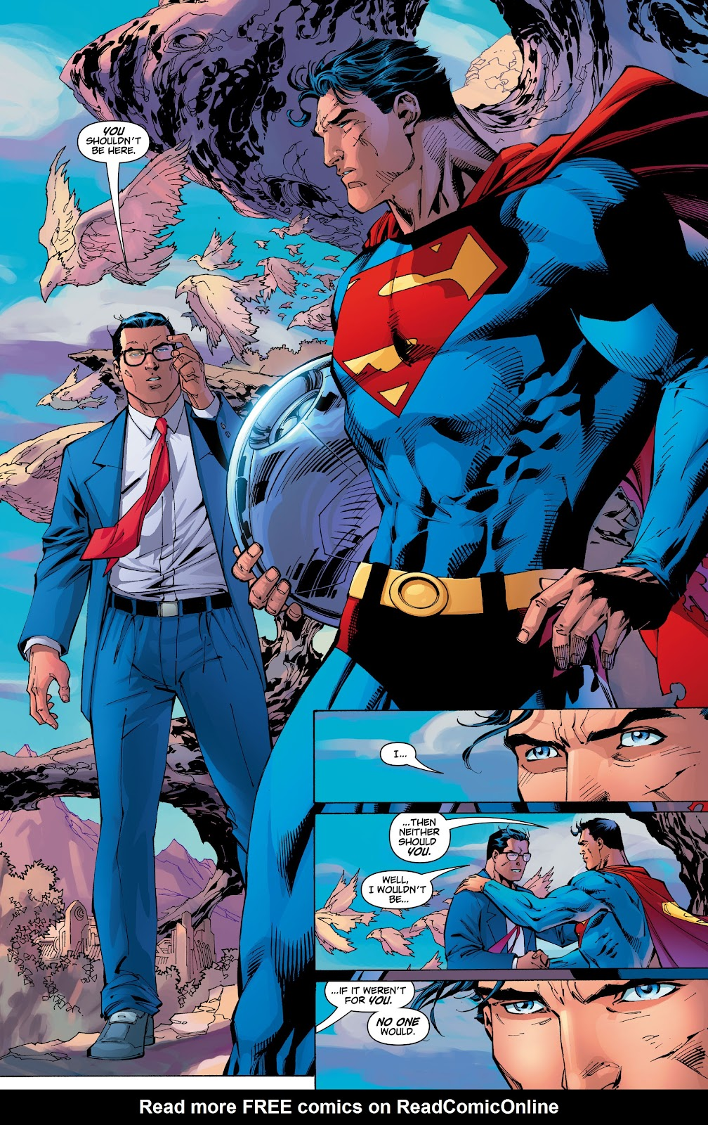 Read online Superman: For Tomorrow comic -  Issue # TPB (Part 3) - 9