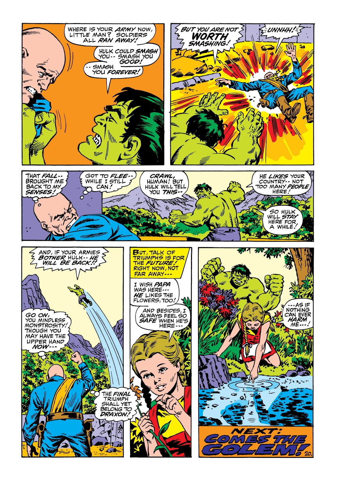 Read online Marvel Masterworks: The Incredible Hulk comic -  Issue # TPB 6 (Part 3) - 53
