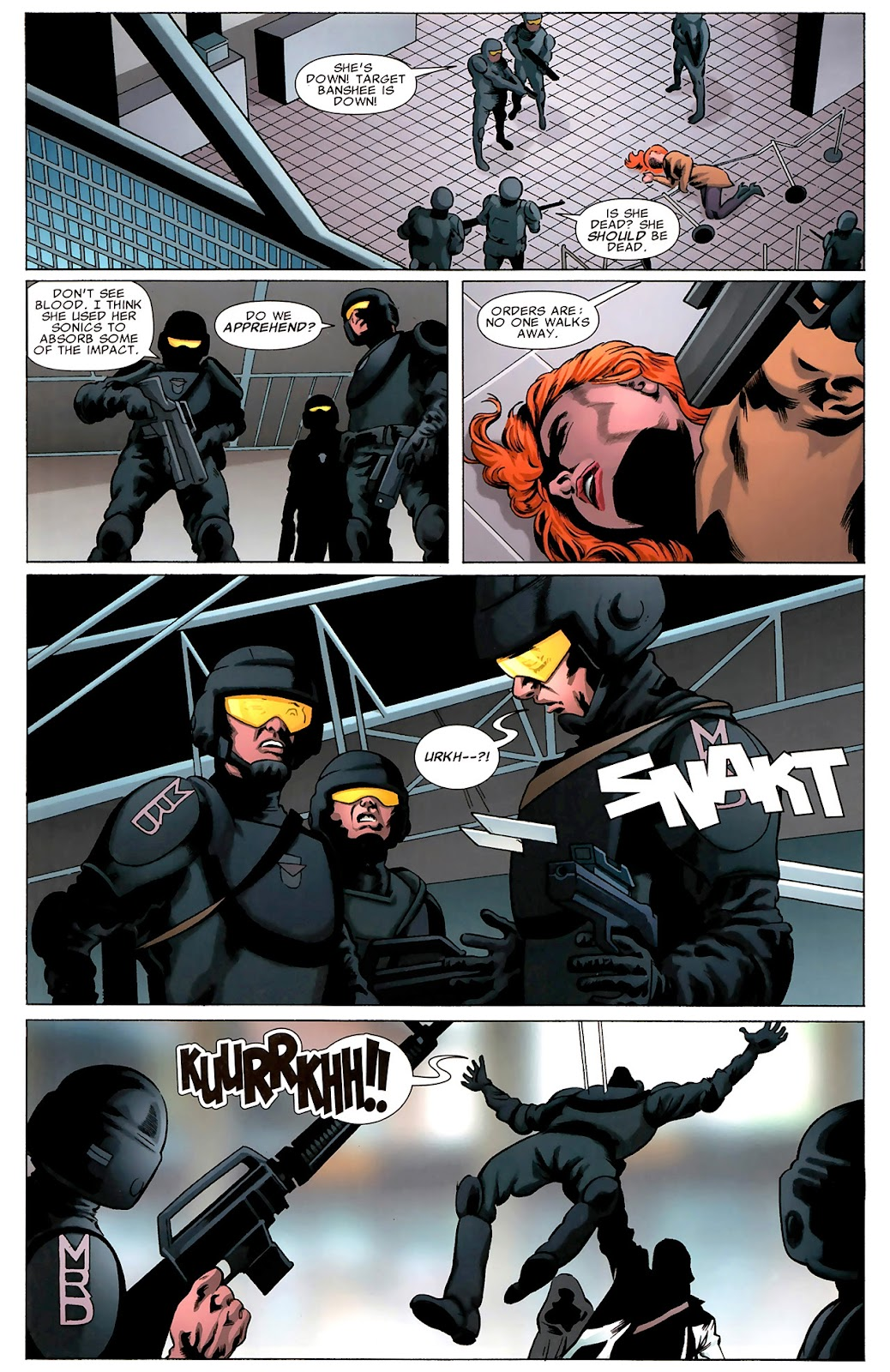 Read online X-Men: Second Coming Revelations comic -  Issue # TPB (Part 2) - 82