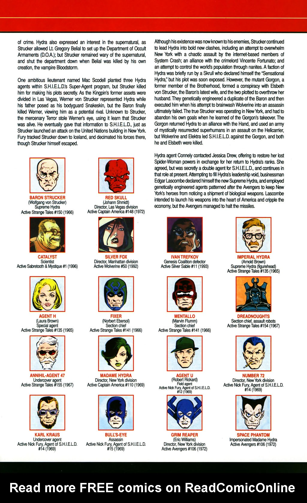 Read online All-New Official Handbook of the Marvel Universe A to Z comic -  Issue #5 - 43