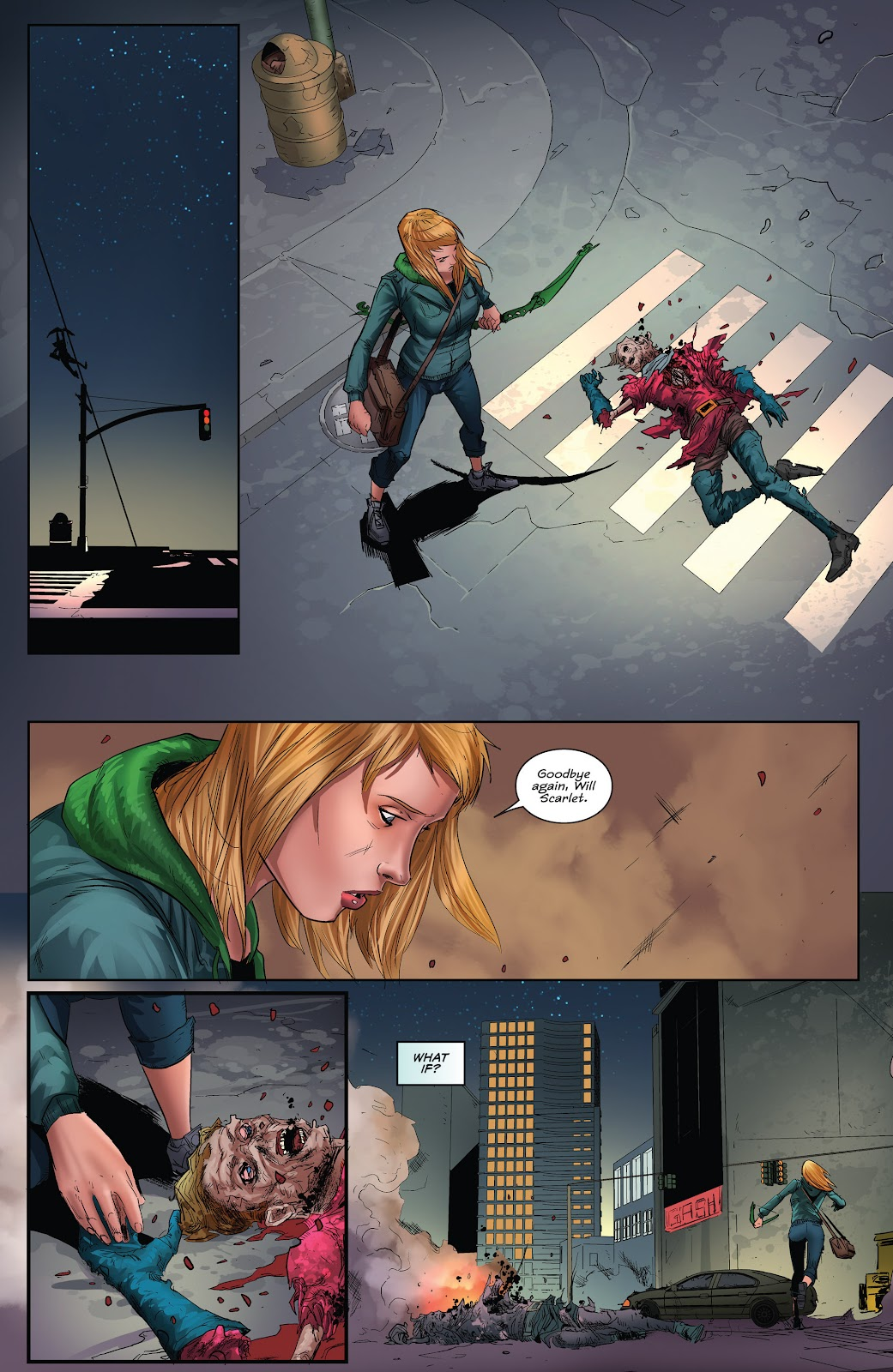 Read online Robyn Hood 2016 Annual comic -  Issue # Full - 26