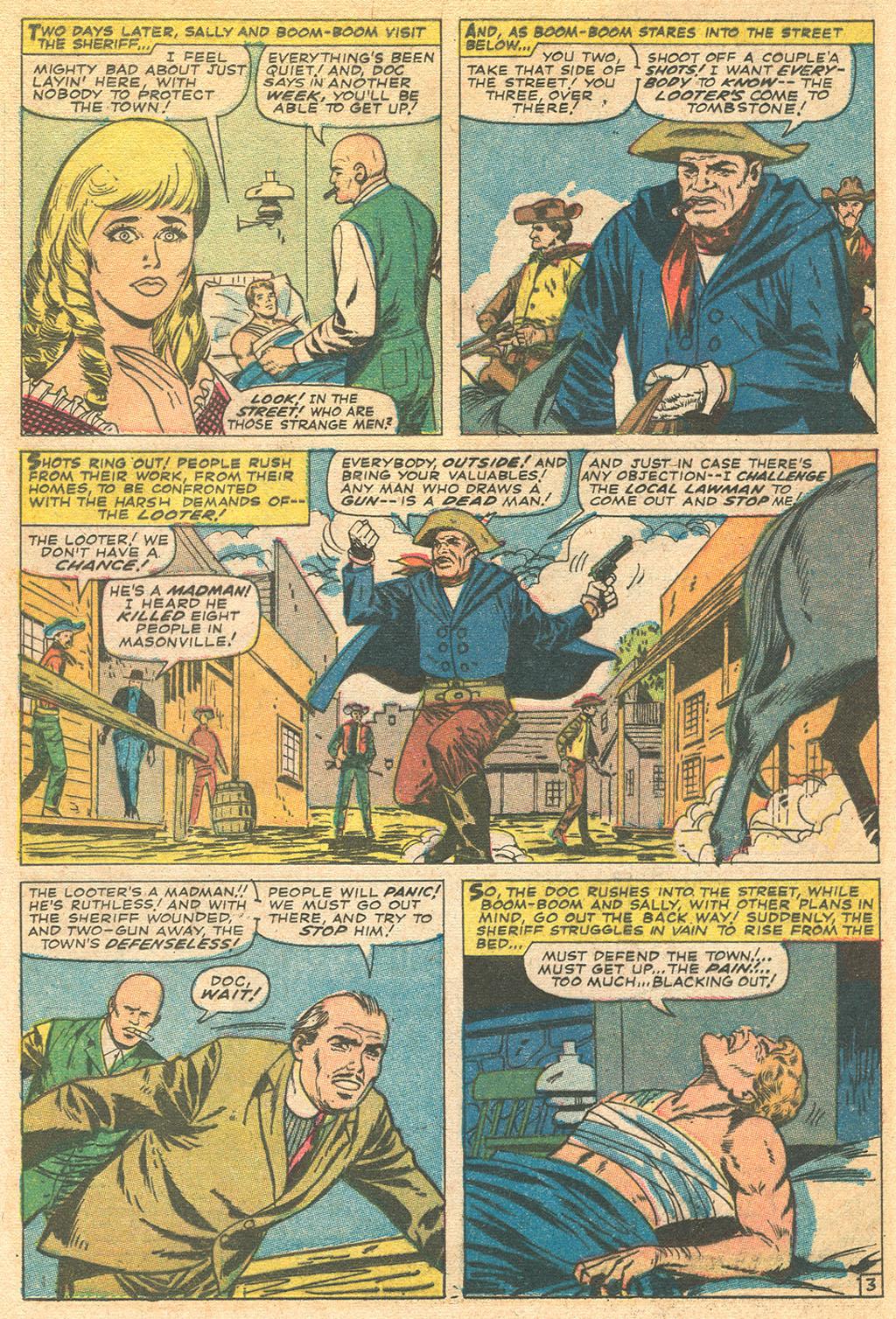 Read online Two-Gun Kid comic -  Issue #86 - 16