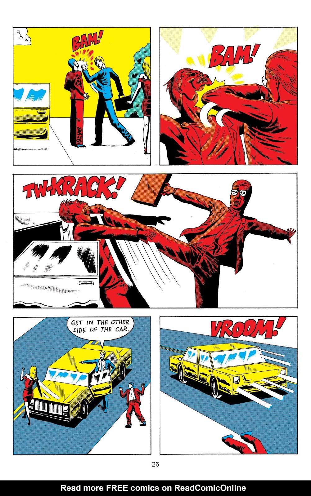 Read online Terror Assaulter: O.M.W.O.T (One Man War On Terror) comic -  Issue # TPB - 27