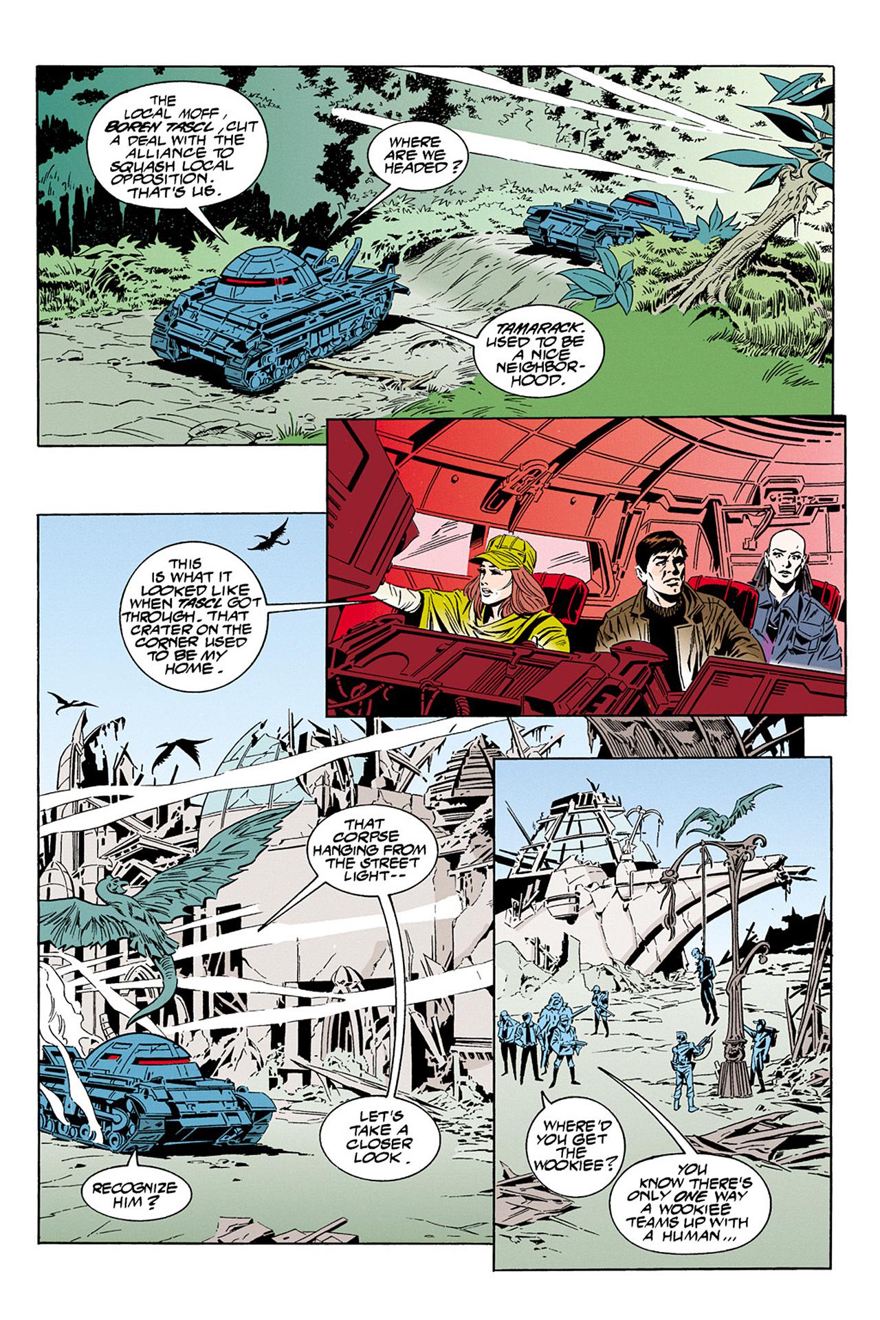 Read online Star Wars Omnibus comic -  Issue # Vol. 1 - 87