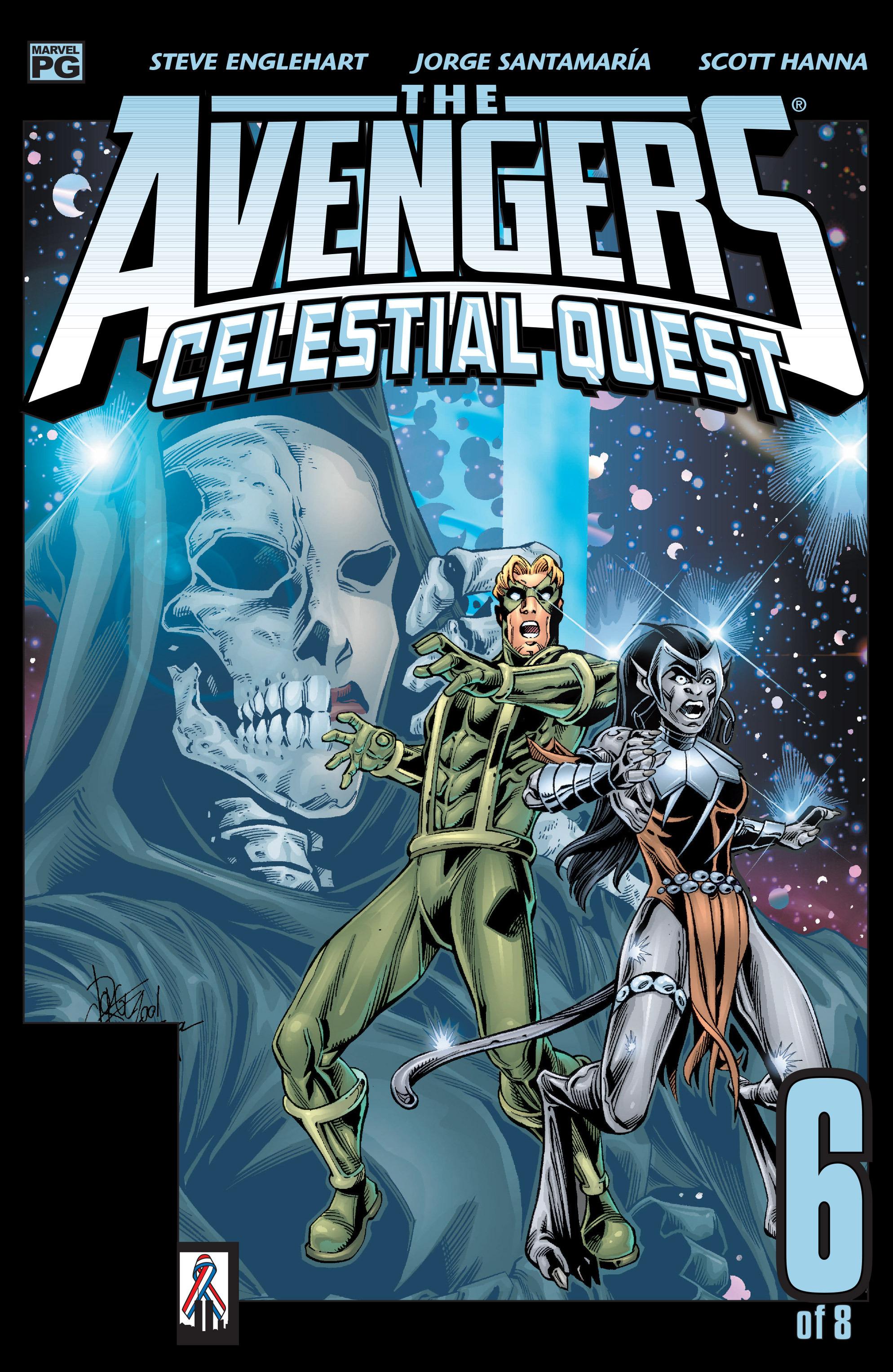Avengers: Celestial Quest 6 Page 1