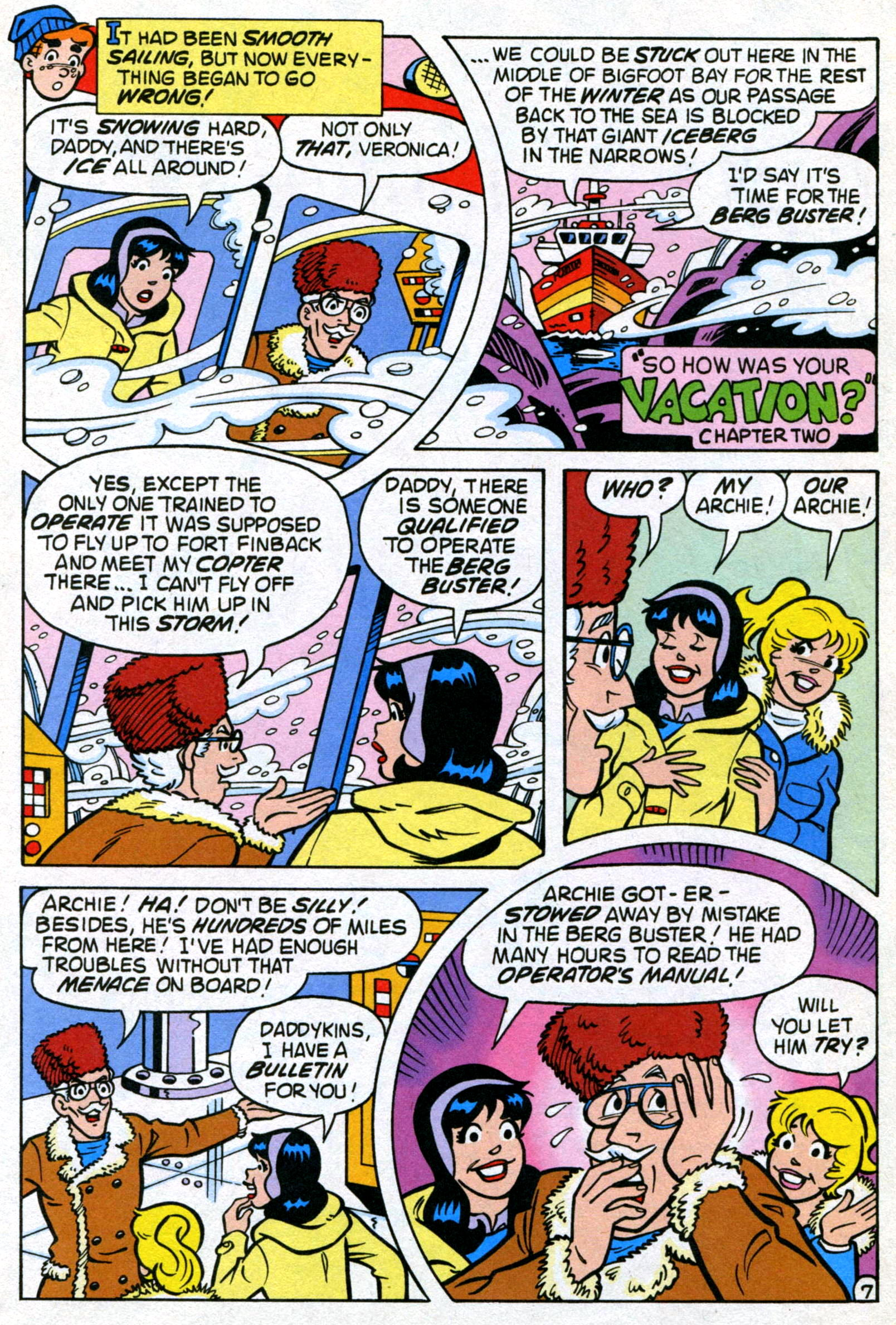 Read online World of Archie comic -  Issue #22 - 10