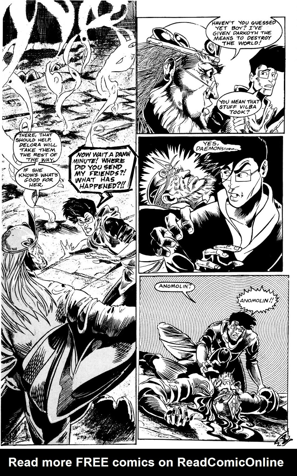 The Realm (1986) issue 20 - Page 14