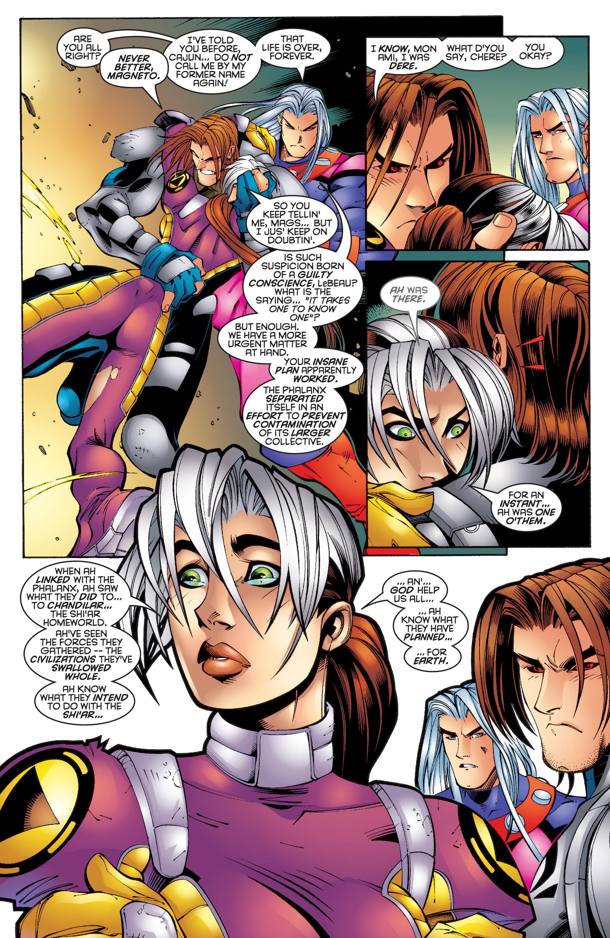 Read online Uncanny X-Men (1963) comic -  Issue #343 - 13