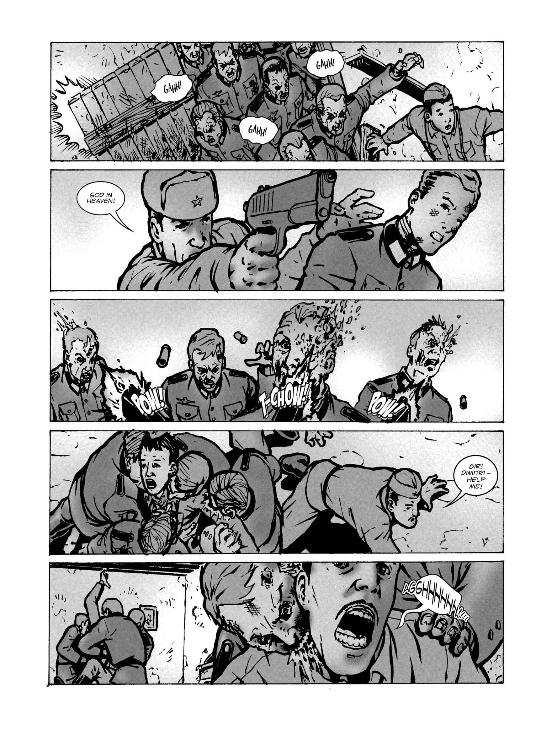 Read online FUBAR comic -  Issue #1 - 52