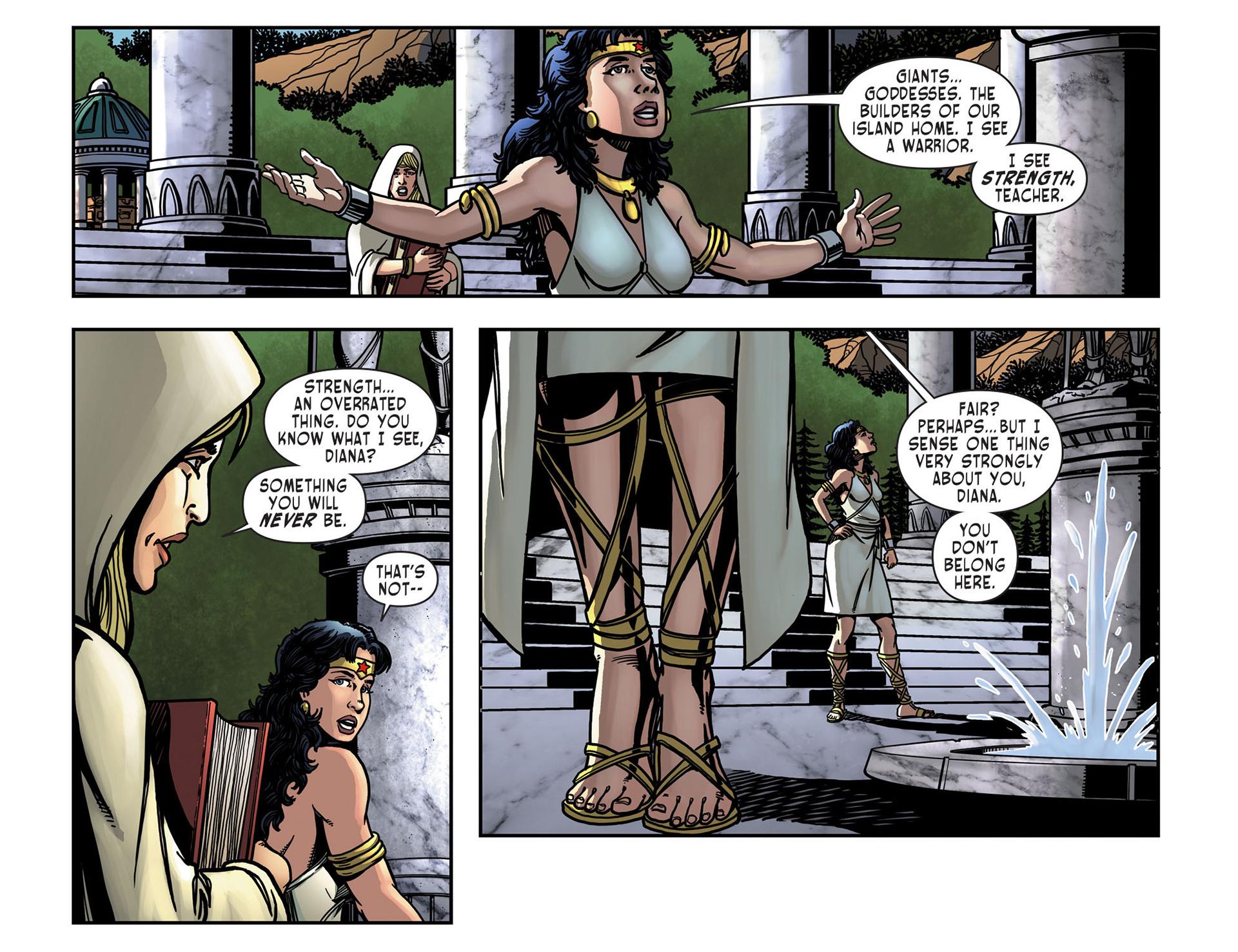Read online Sensation Comics Featuring Wonder Woman comic -  Issue #10 - 4