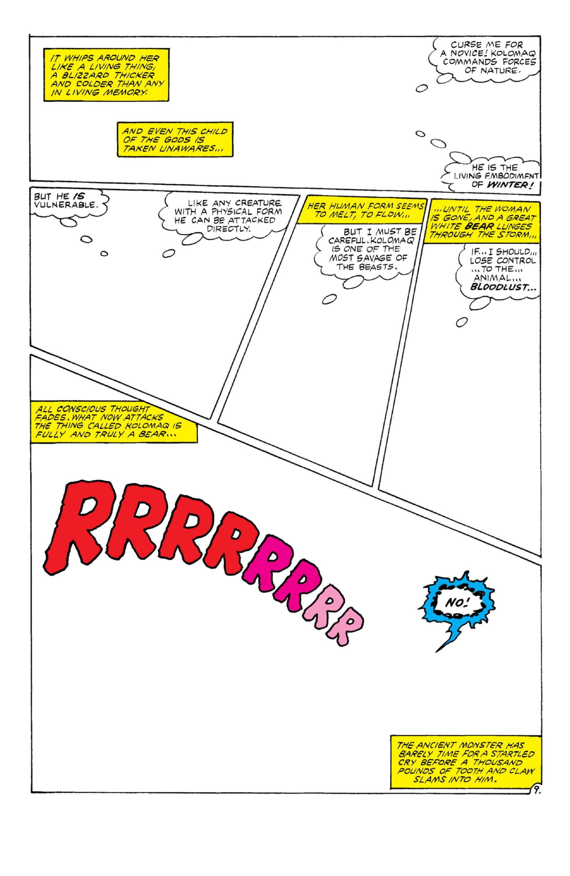 Read online Alpha Flight (1983) comic -  Issue #6 - 10