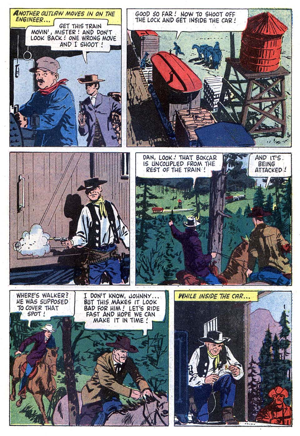Four Color Comics issue 1035 - Page 26