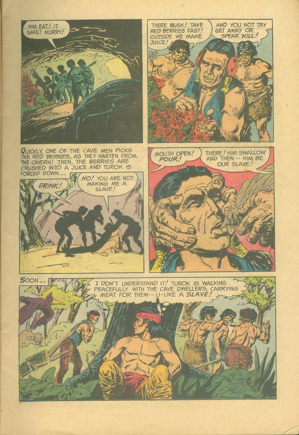 Read online Turok, Son of Stone comic -  Issue #28 - 11