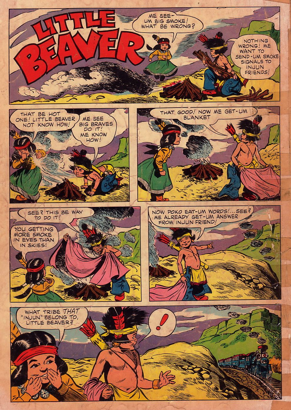 Four Color Comics issue 612 - Page 36