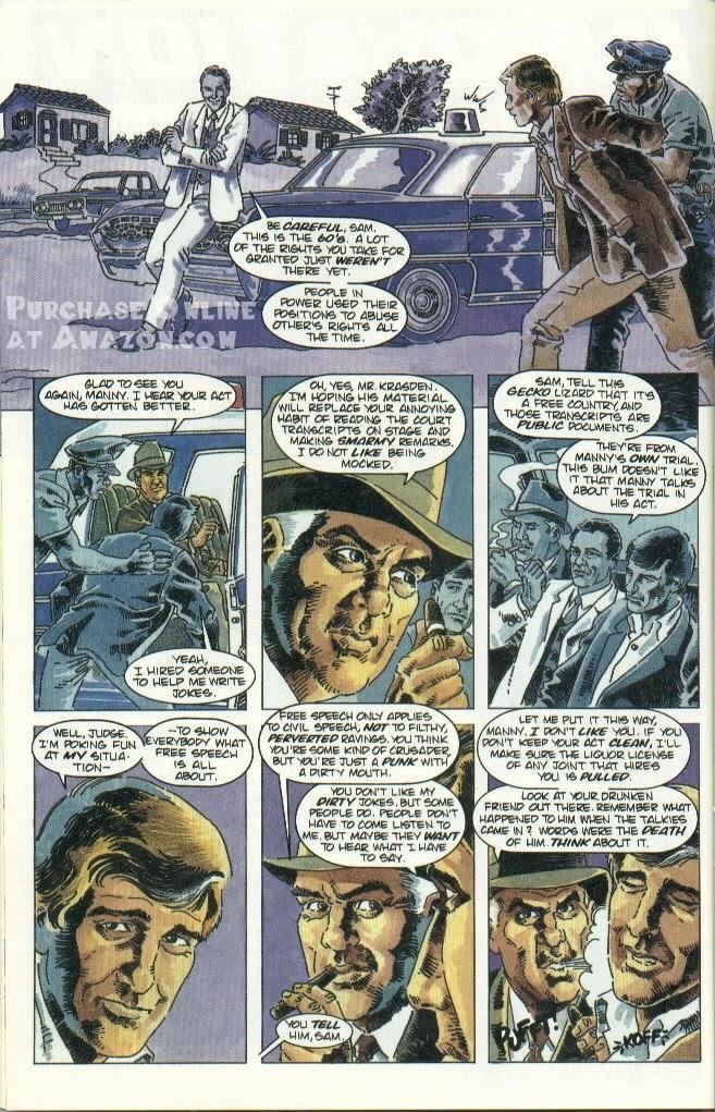 Read online Quantum Leap comic -  Issue #10 - 10