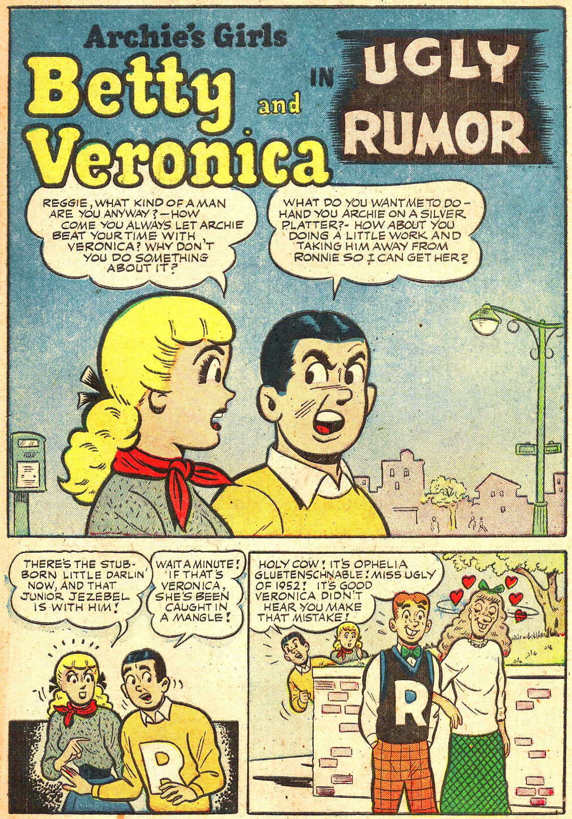 Read online Archie's Girls Betty and Veronica comic -  Issue #Archie's Girls Betty and Veronica Annual 1 - 51