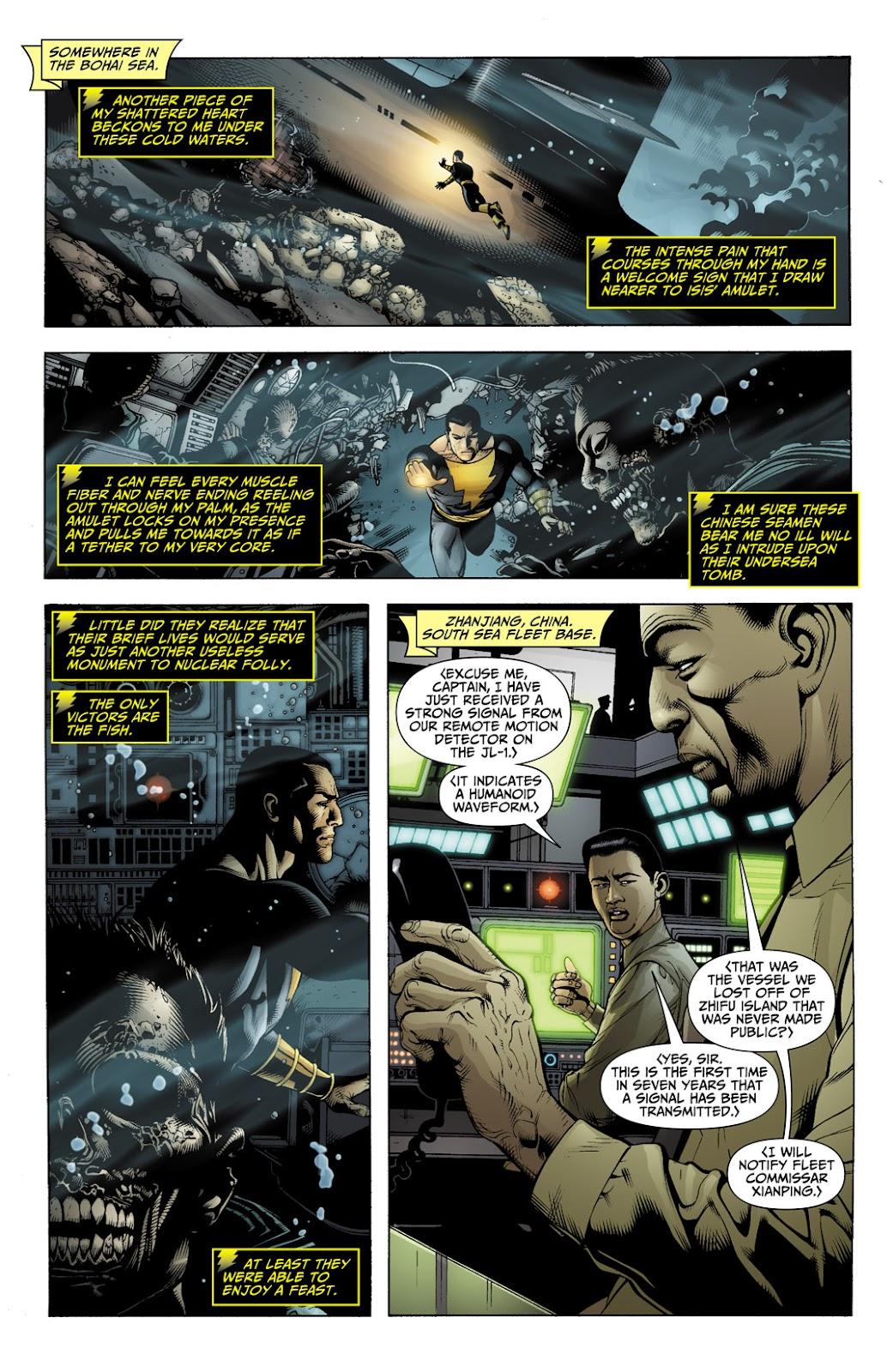 Black Adam: The Dark Age issue 5 - Page 3