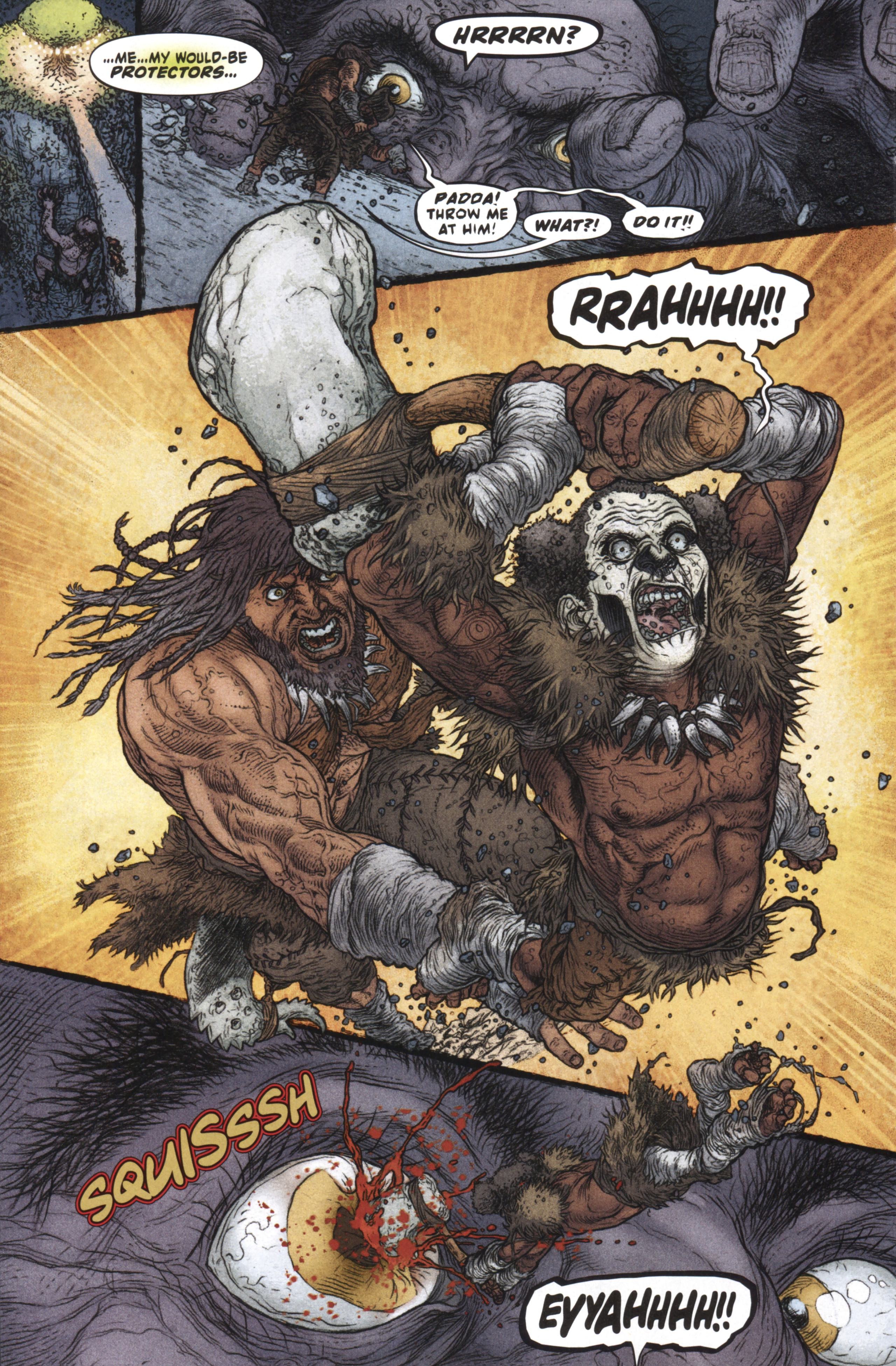 Read online Book of Death: Legends of the Geomancer comic -  Issue #3 - 7