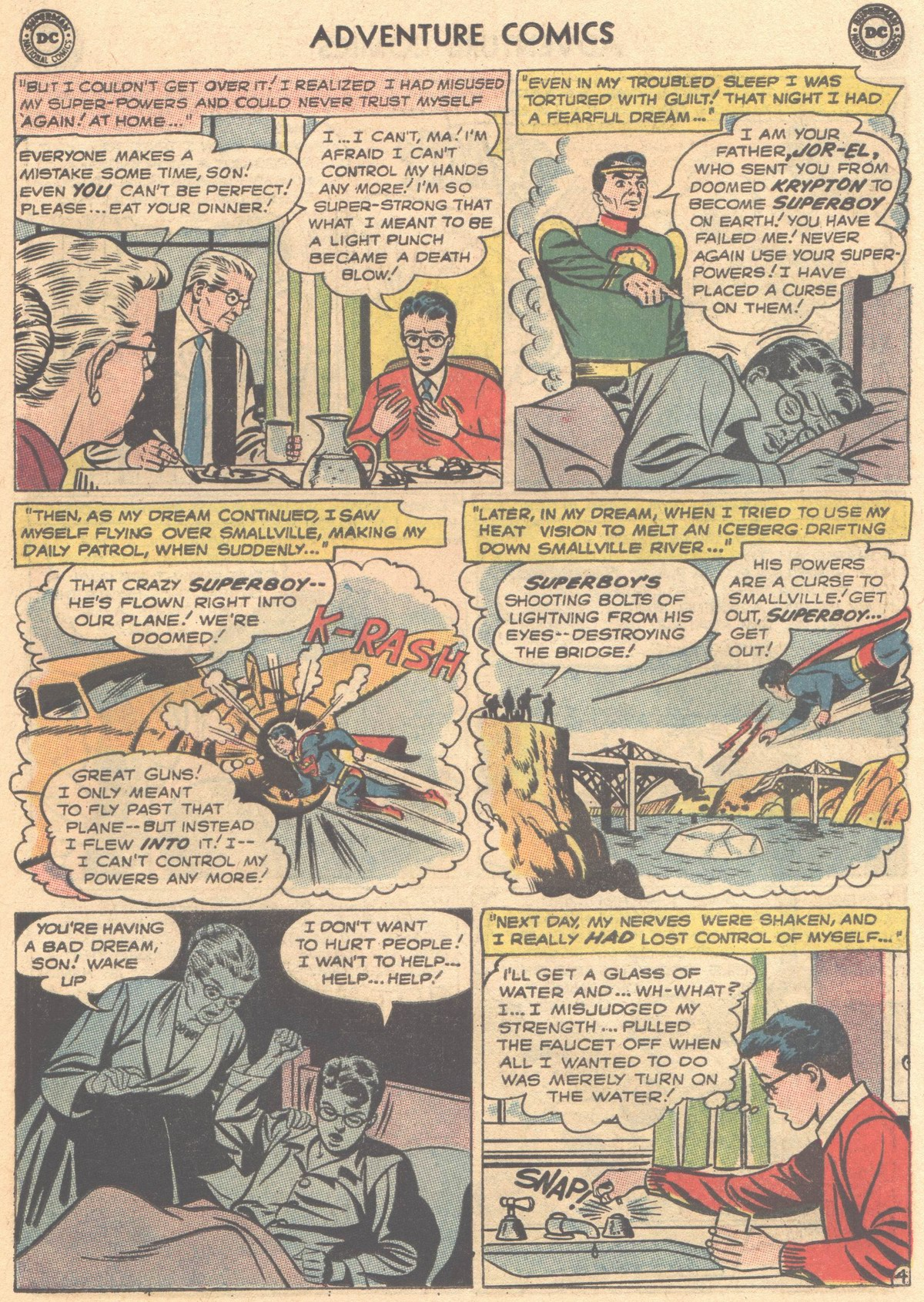 Read online Adventure Comics (1938) comic -  Issue #325 - 27