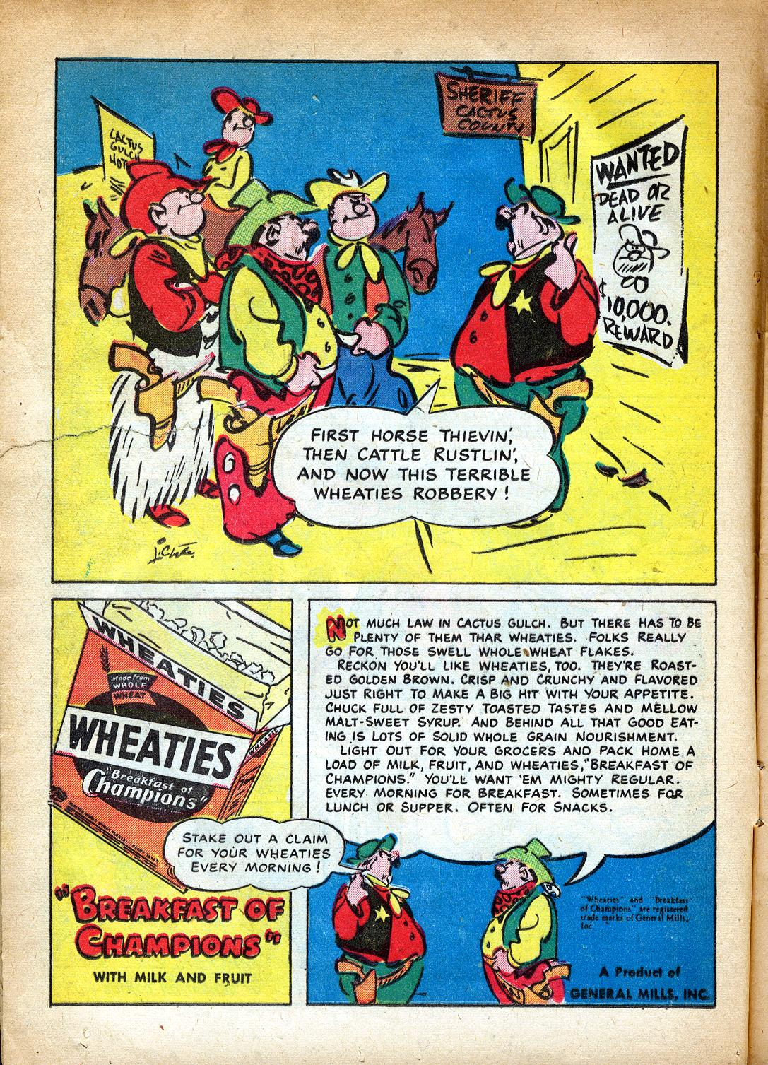 Read online Sensation (Mystery) Comics comic -  Issue #37 - 16