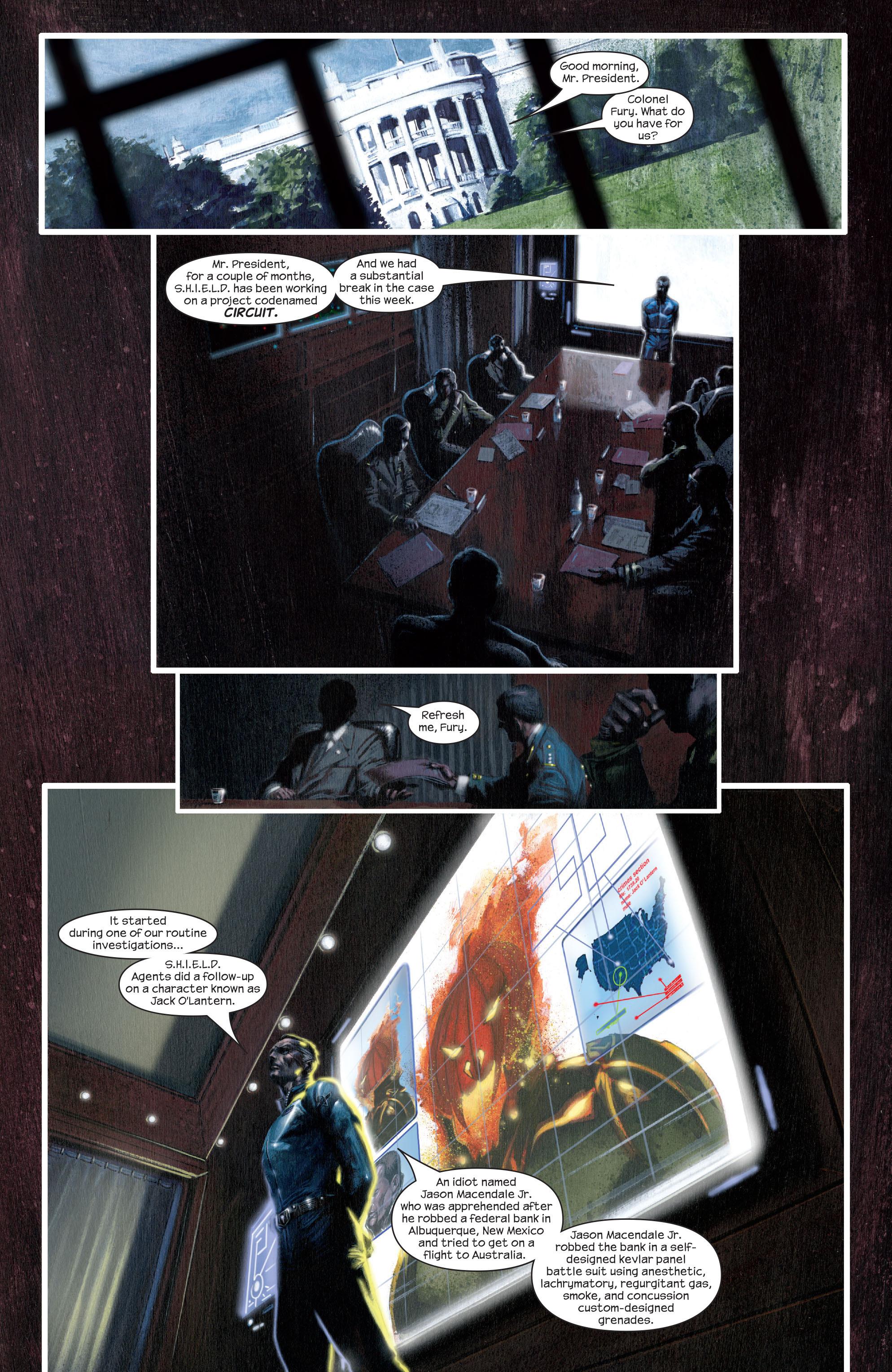 Read online Secret War comic -  Issue # Full - 22
